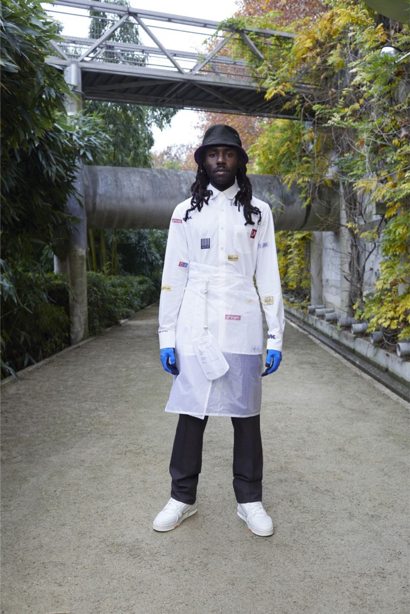 Dev Hynes Blood Orange Louis Vuitton Virgil Abloh