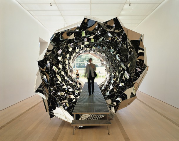 Olafur Eliasson - Your Blind Passenger-Wonderland