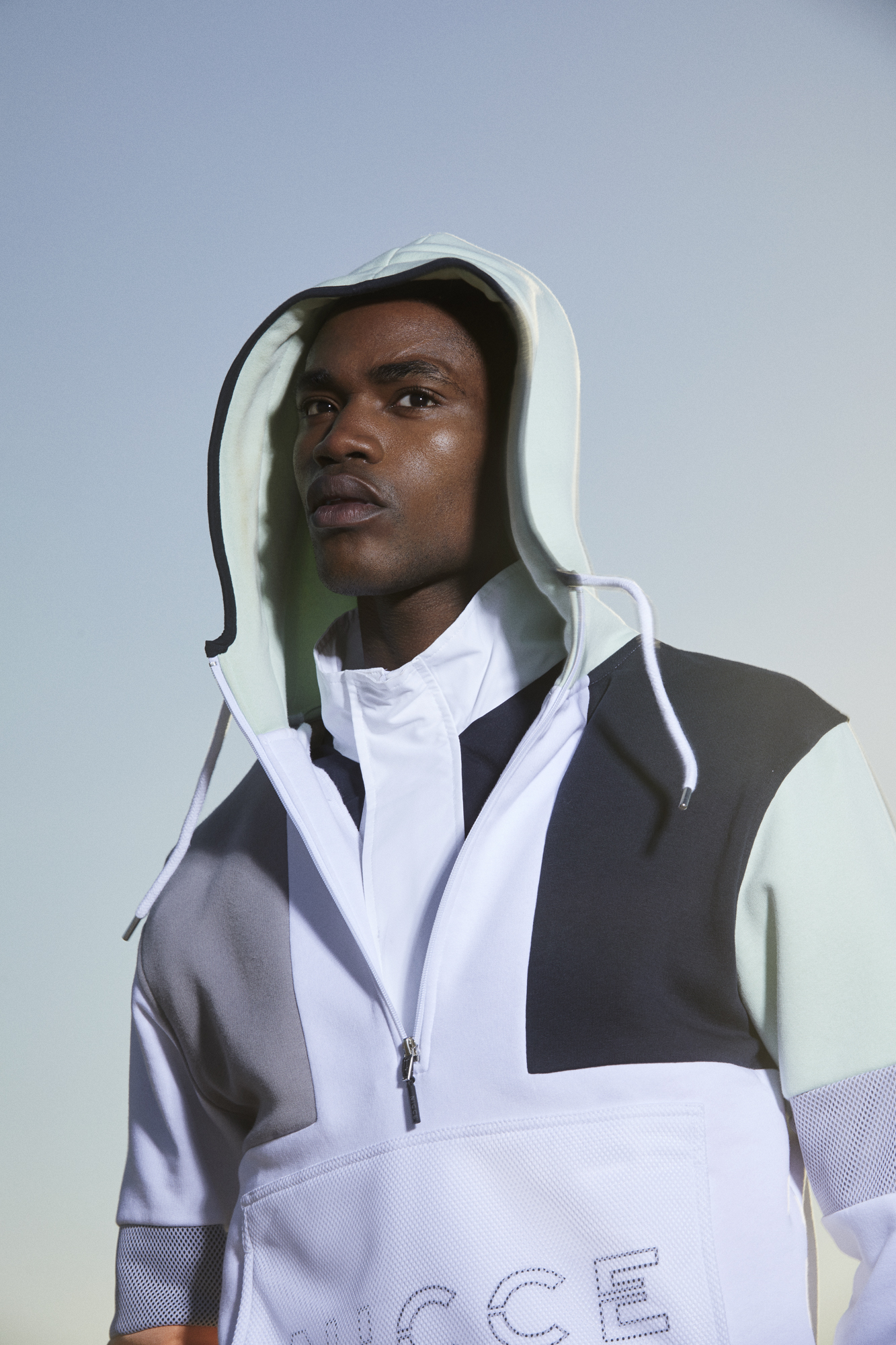 NICCE's new limited edition capsule collection White Label closeup
