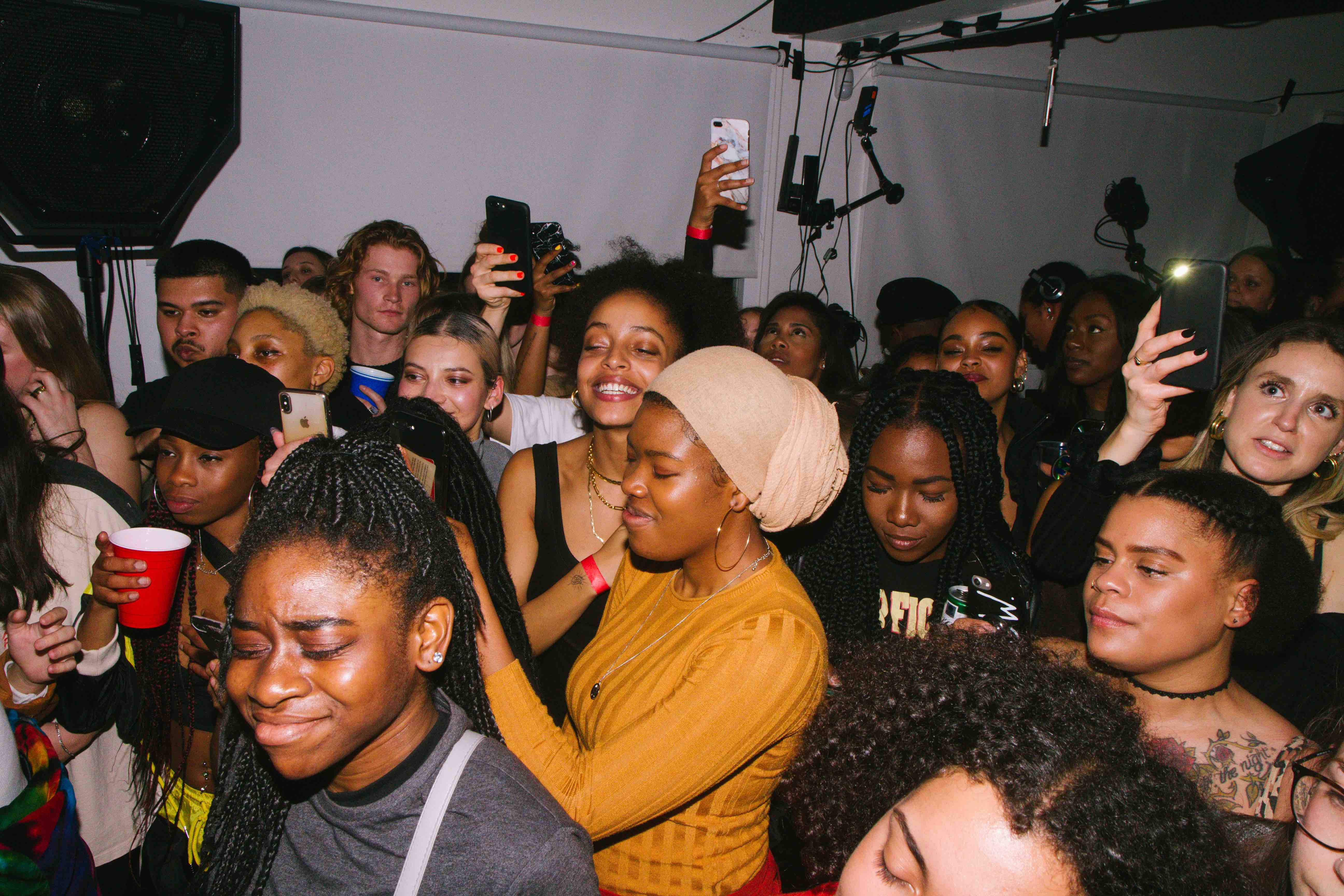 Gurls Talk Adwoa Aboah boiler room gig