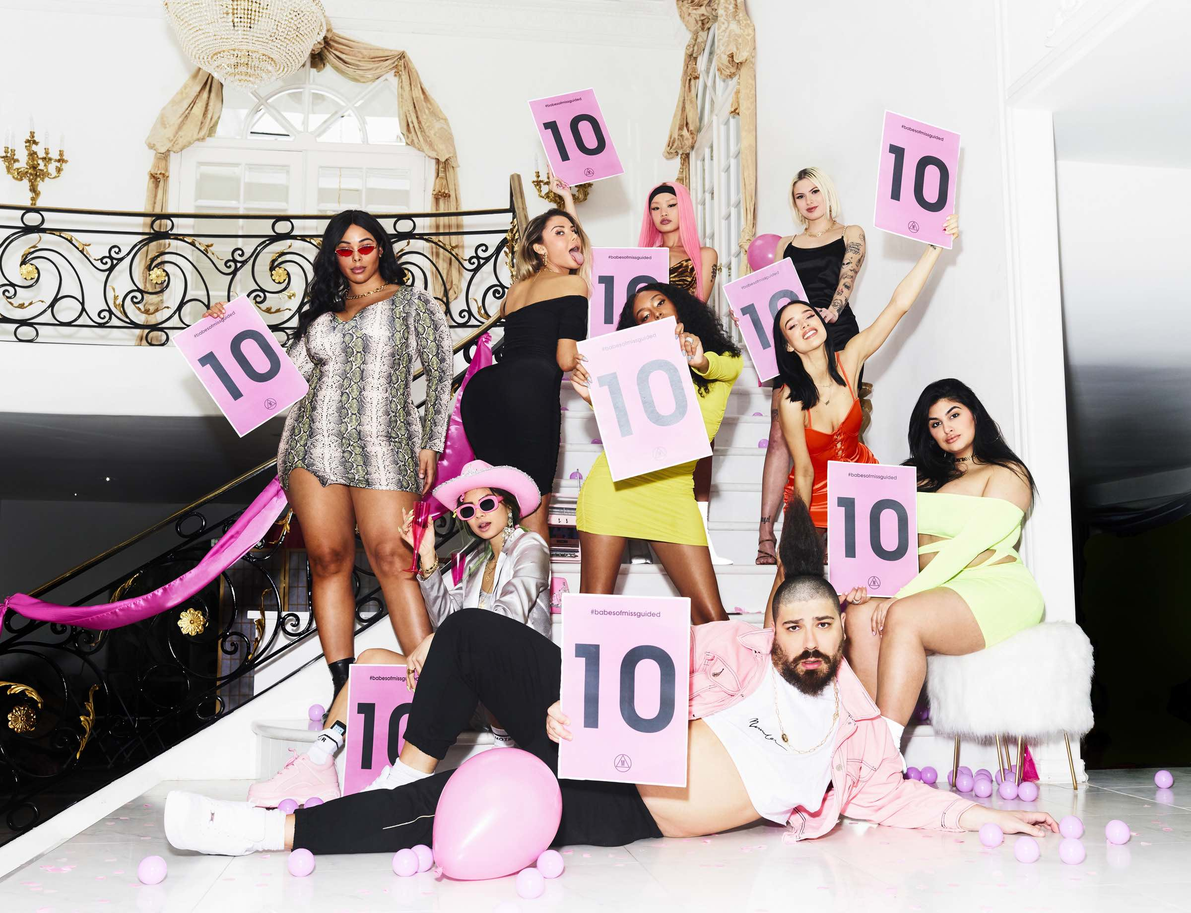 josh ostrovsky the fat jew missguided video campaign babes
