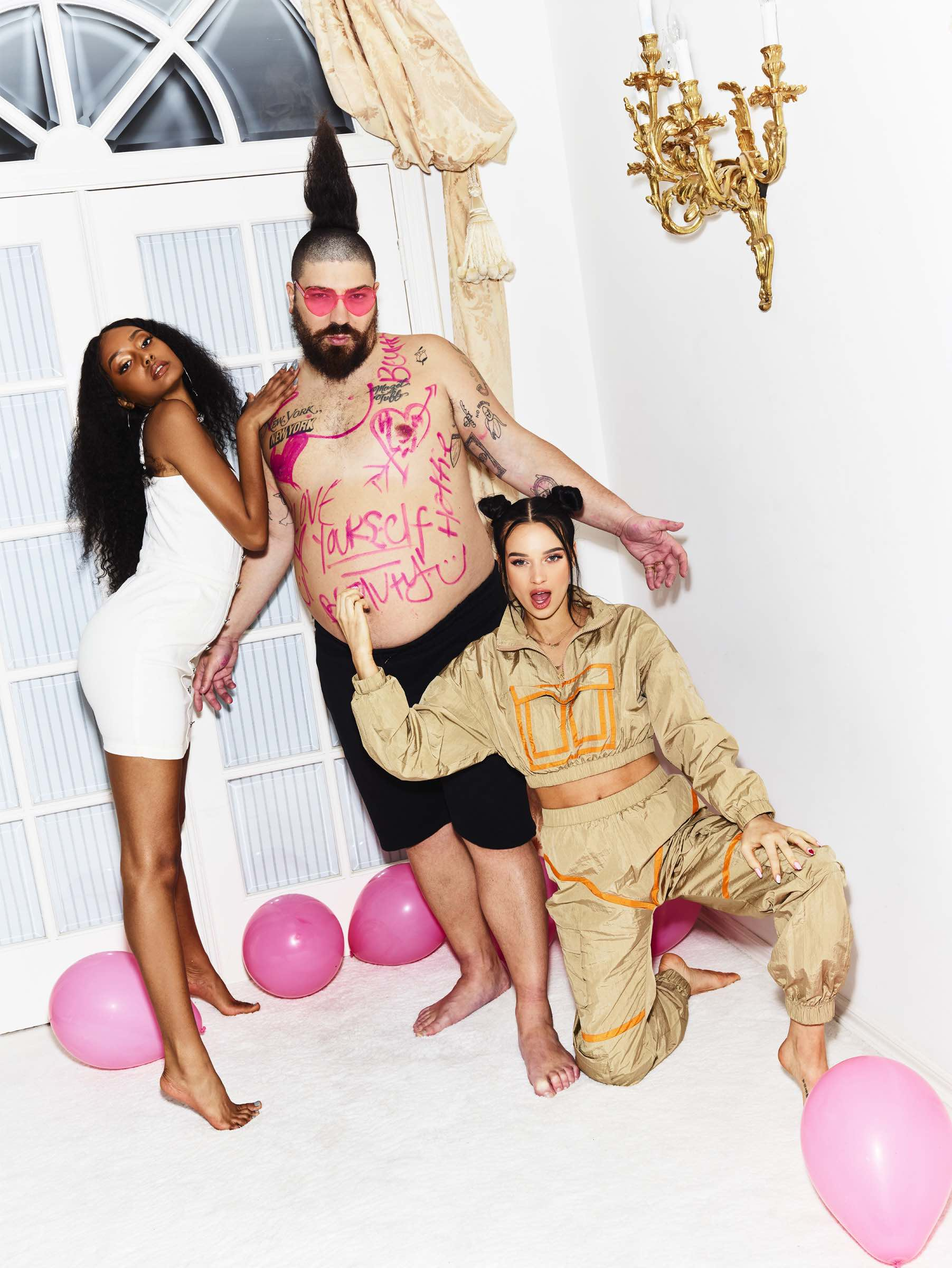 the fat jew josh babes of missguided video interview