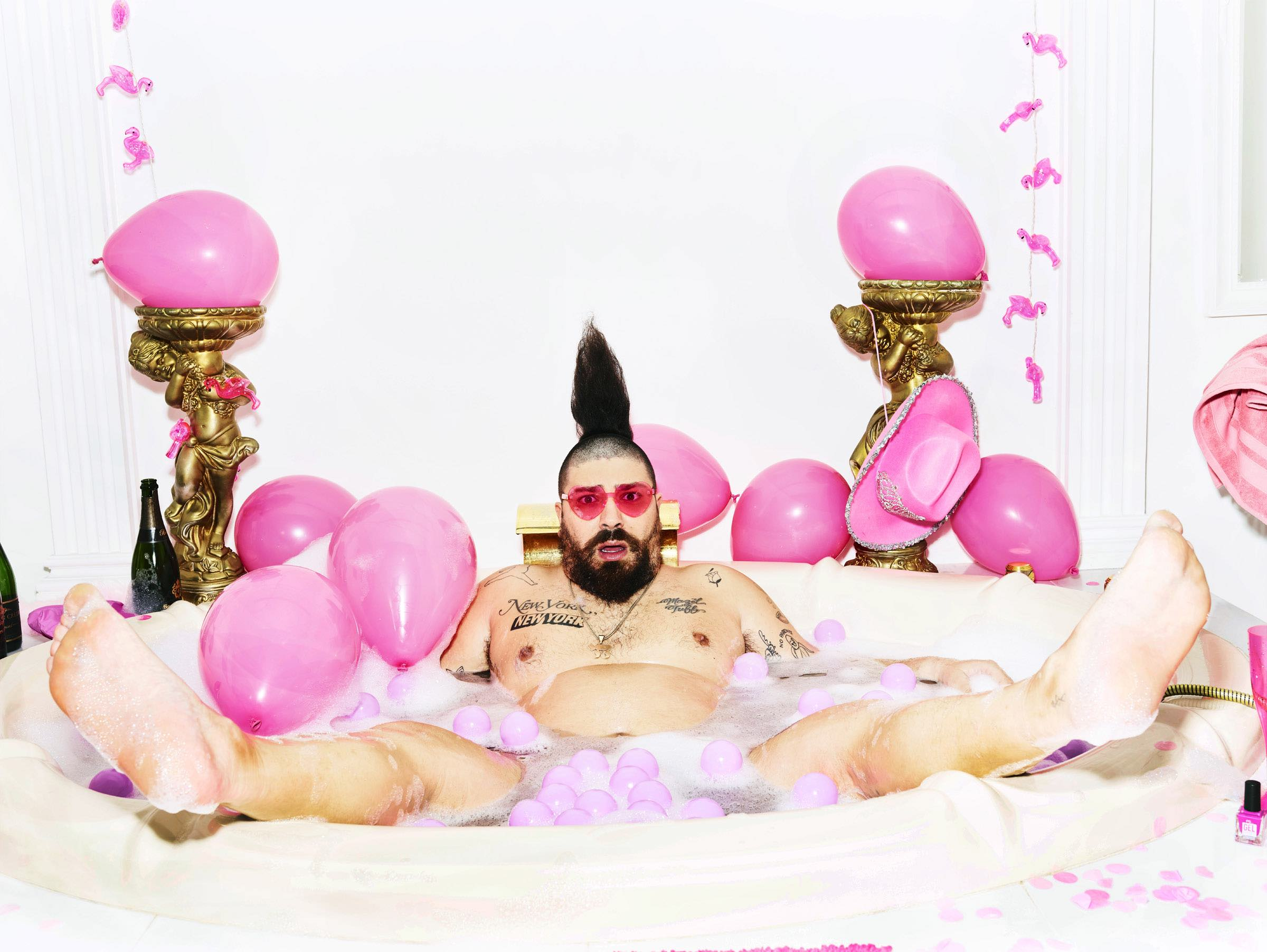 The Fat Jew Missguided Babes campaign interview