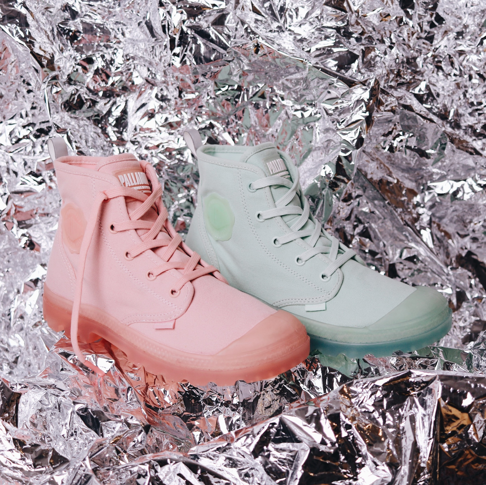 Palladium Pampalicious boot drop