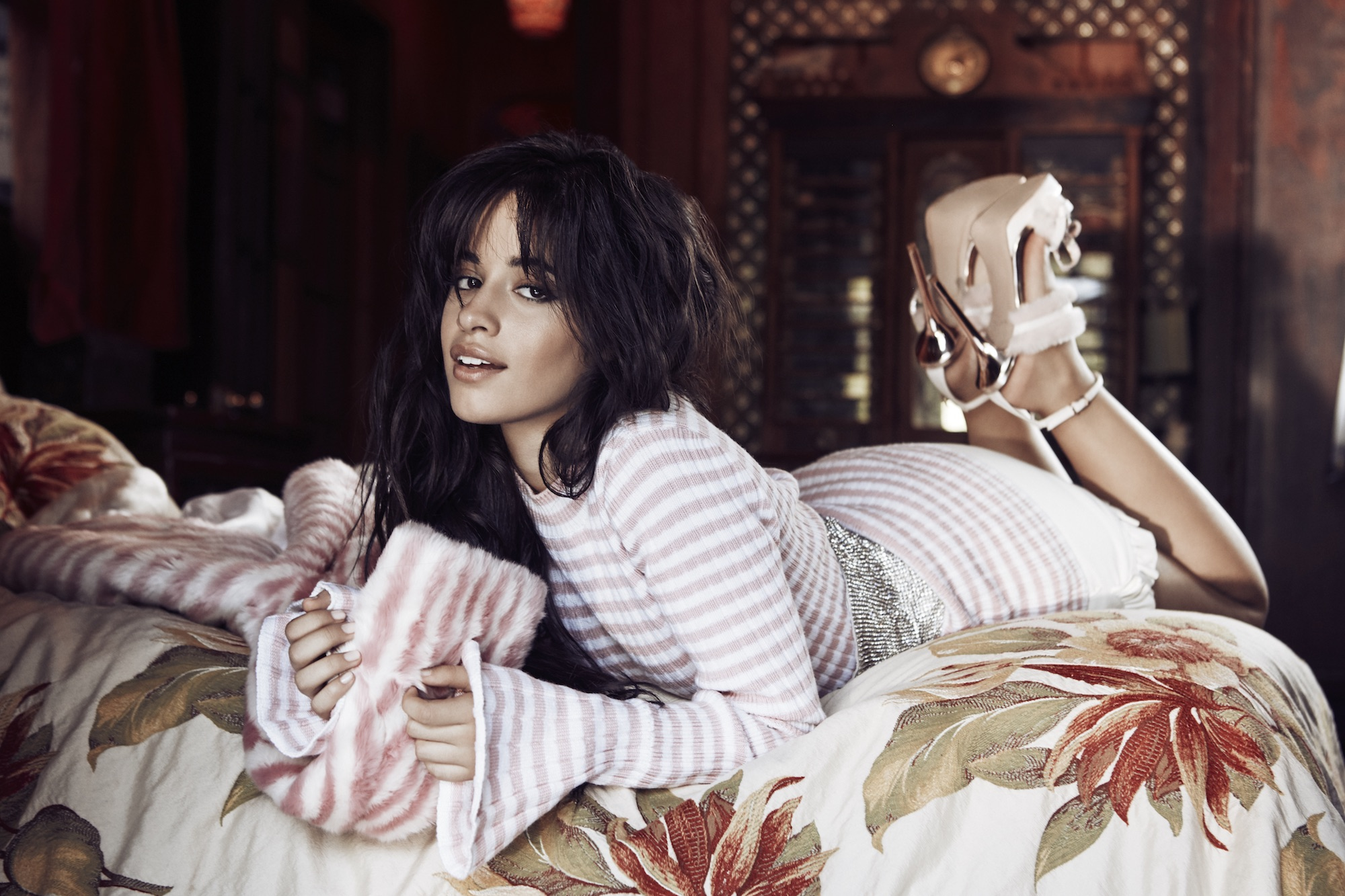 Rollacoaster star Camila Cabello will play Cinderella