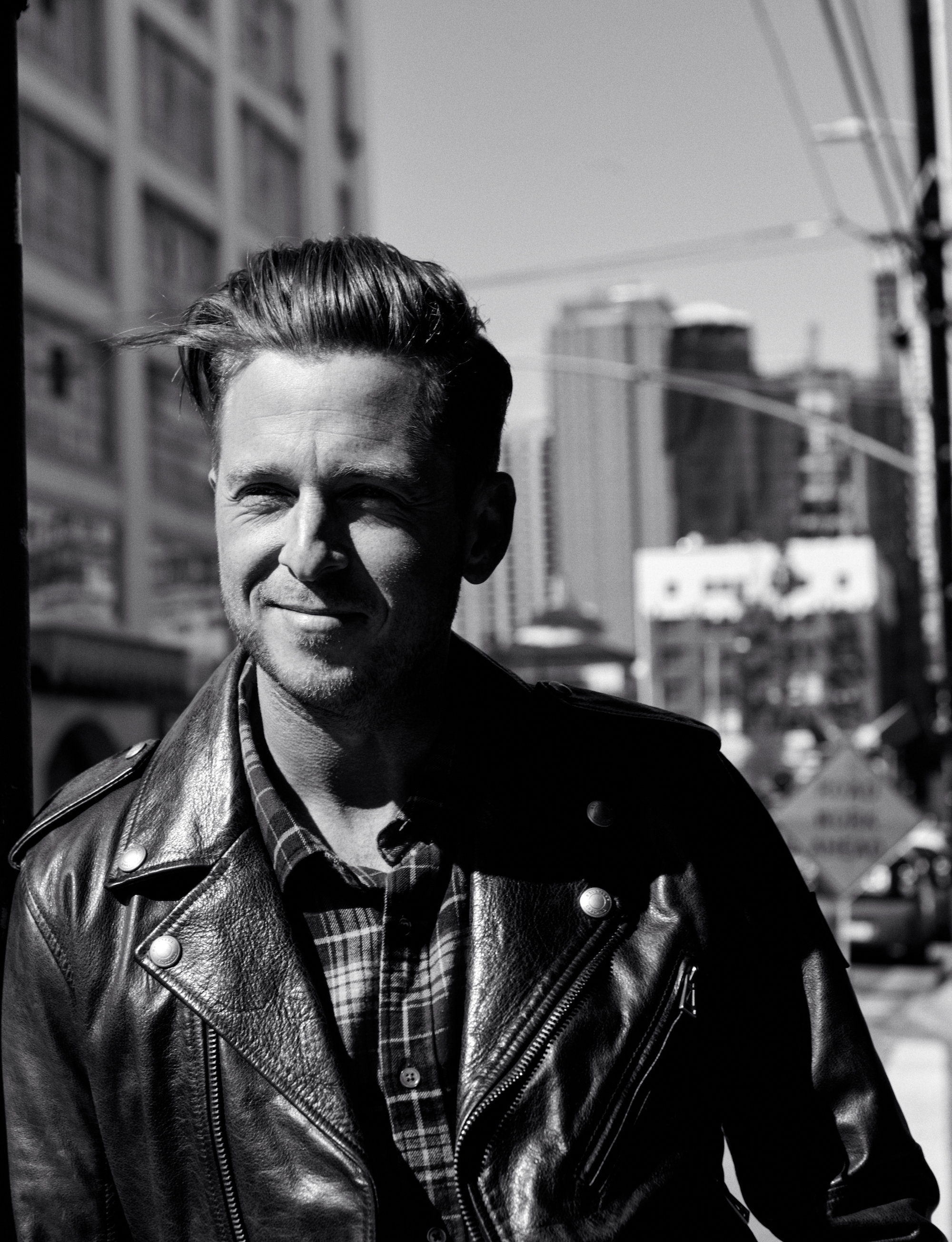 Ryan Tedder, frontman of OneRepublic, interview with Wonderland outdoors