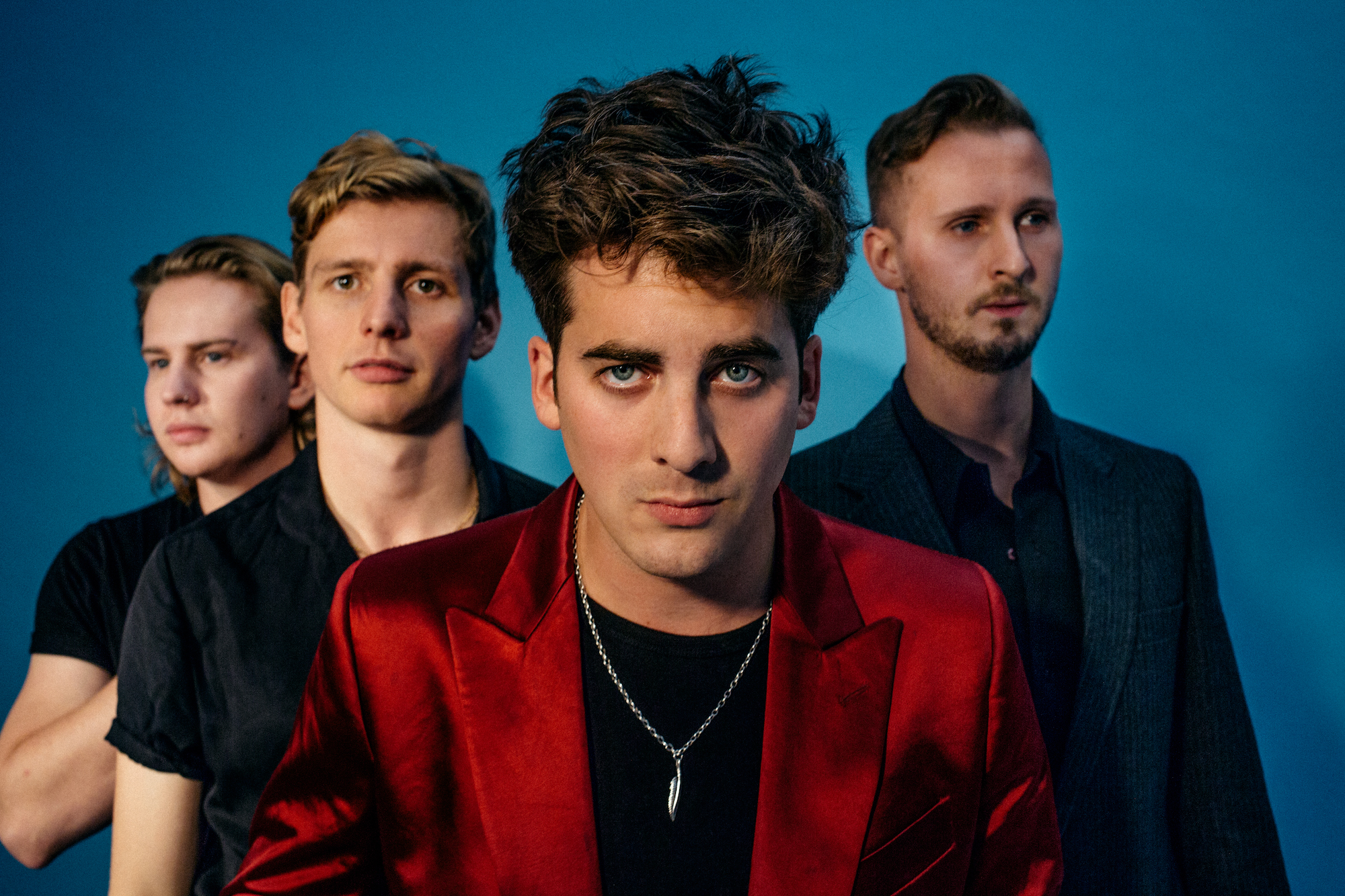 Circa Waves interview with Wonderland
