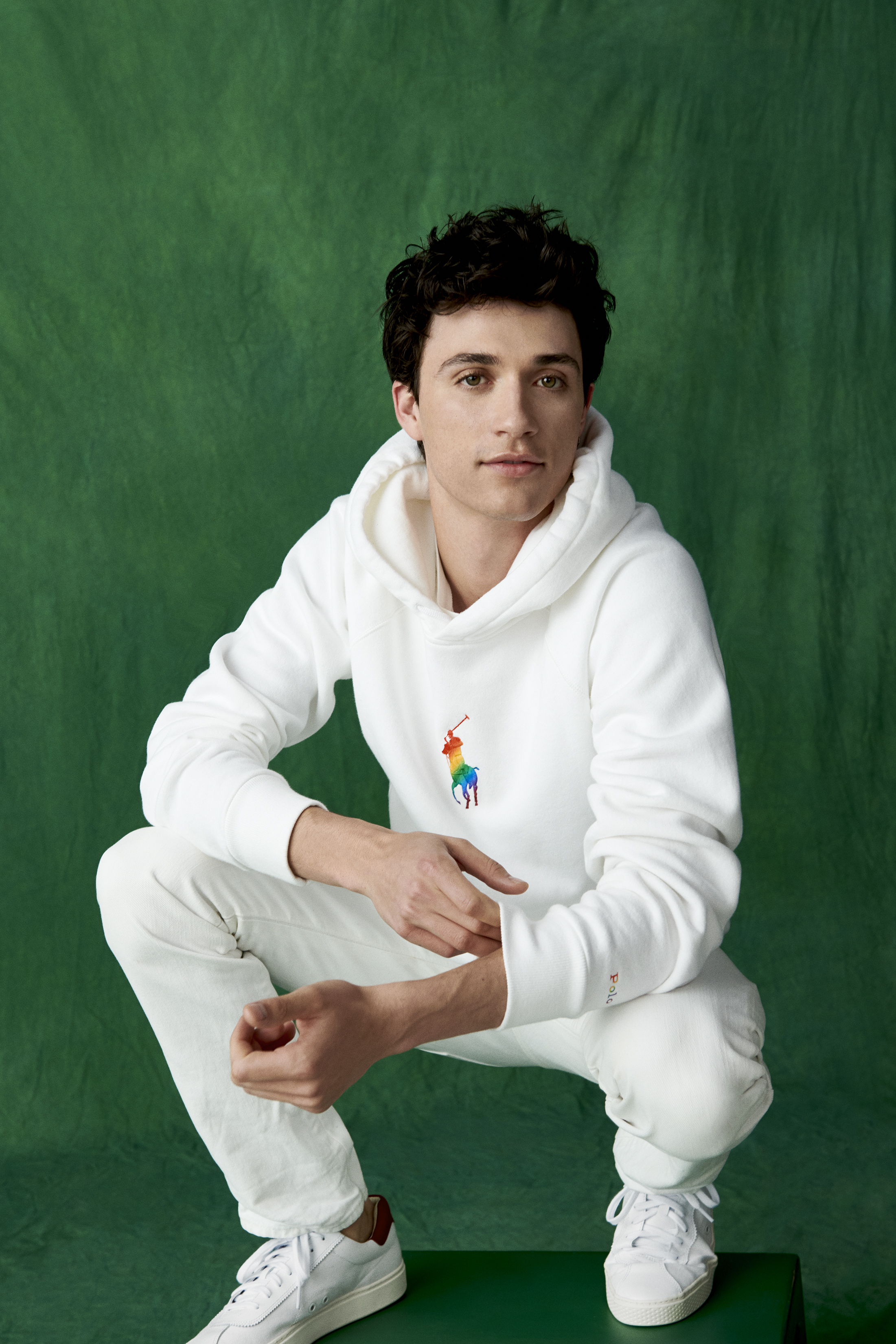 Ralph Lauren unveils its Pride collection Jacob Bixenman