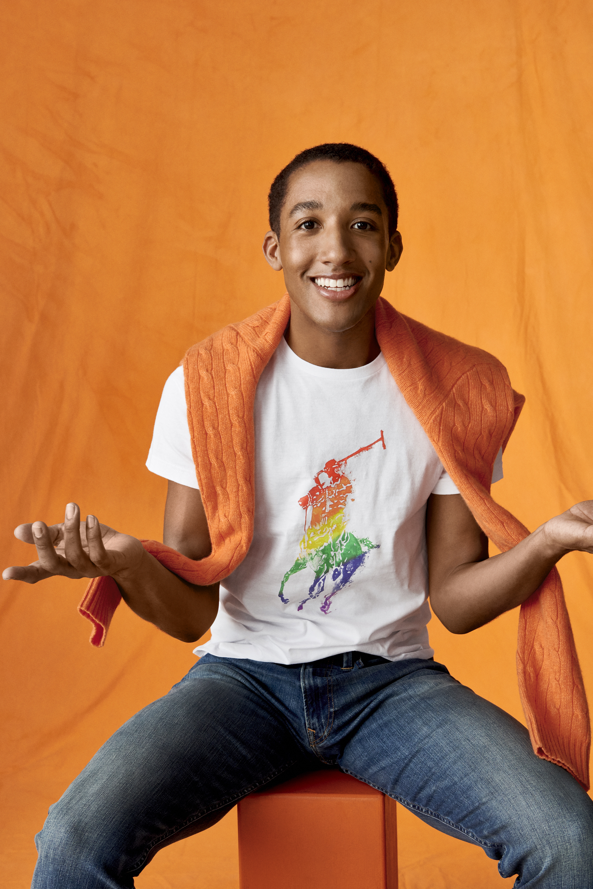 Ralph Lauren unveils its Pride collection Harper Watters