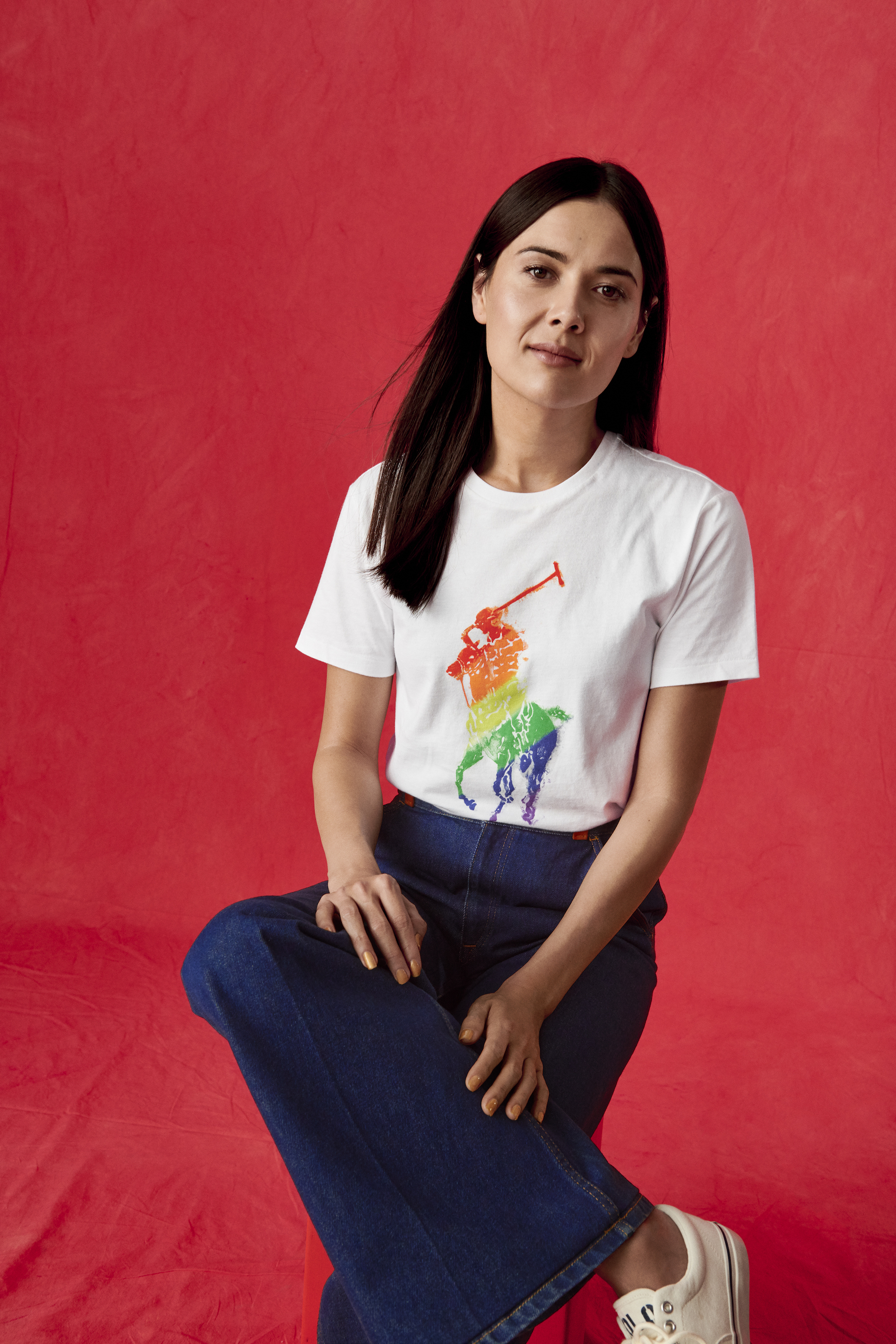 Ralph Lauren unveils its Pride collection featuring Patti Harrison