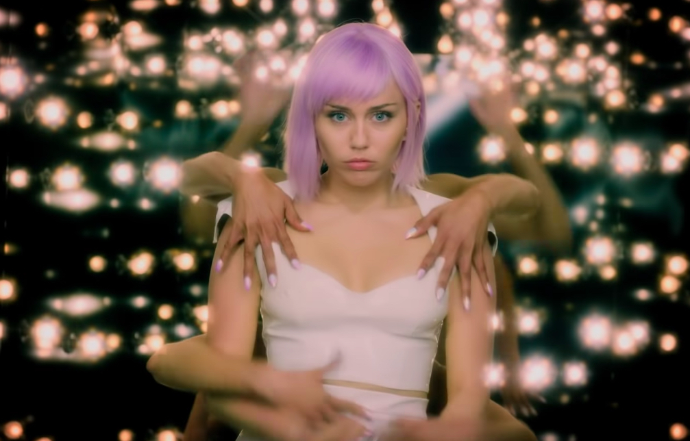 Miley Cyrus in Black Mirror season 5 trailer