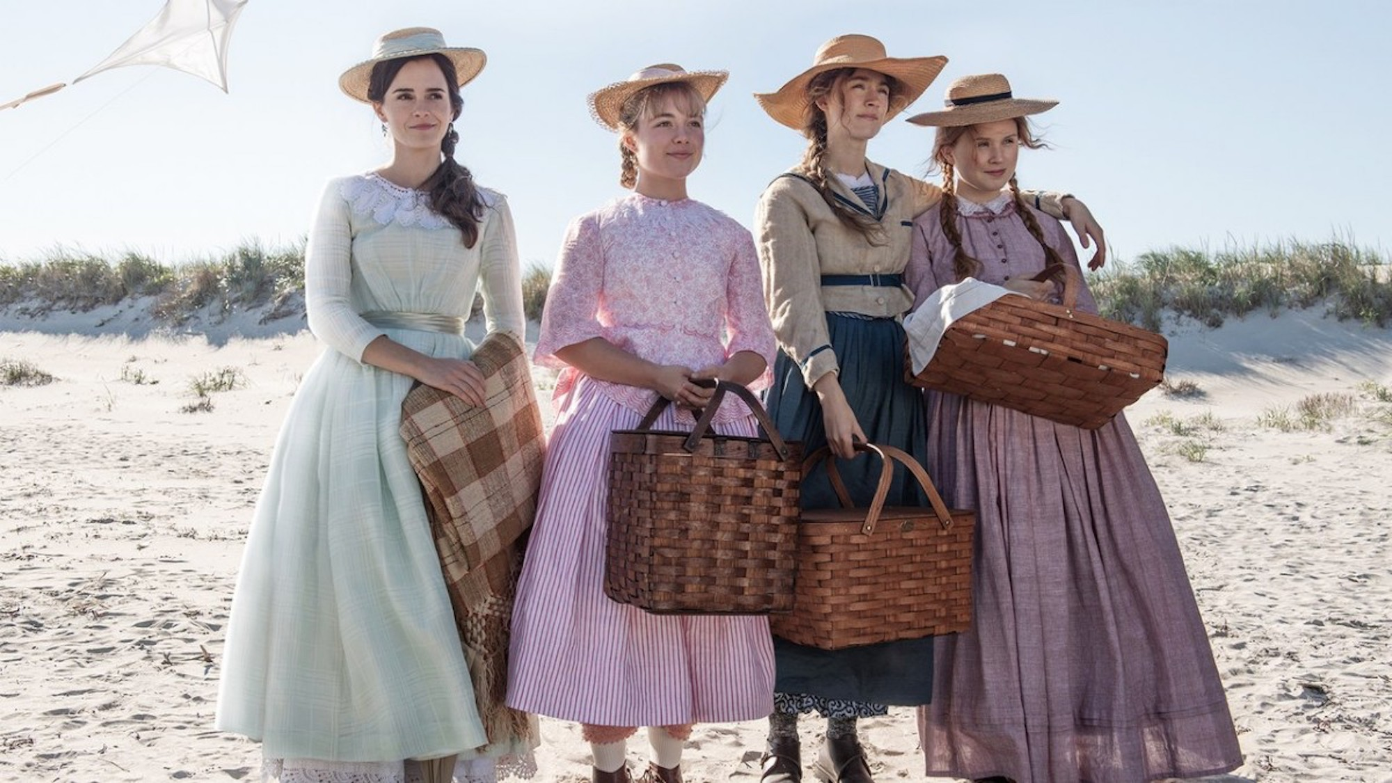 Greta Gerwig's Little Women woven baskets