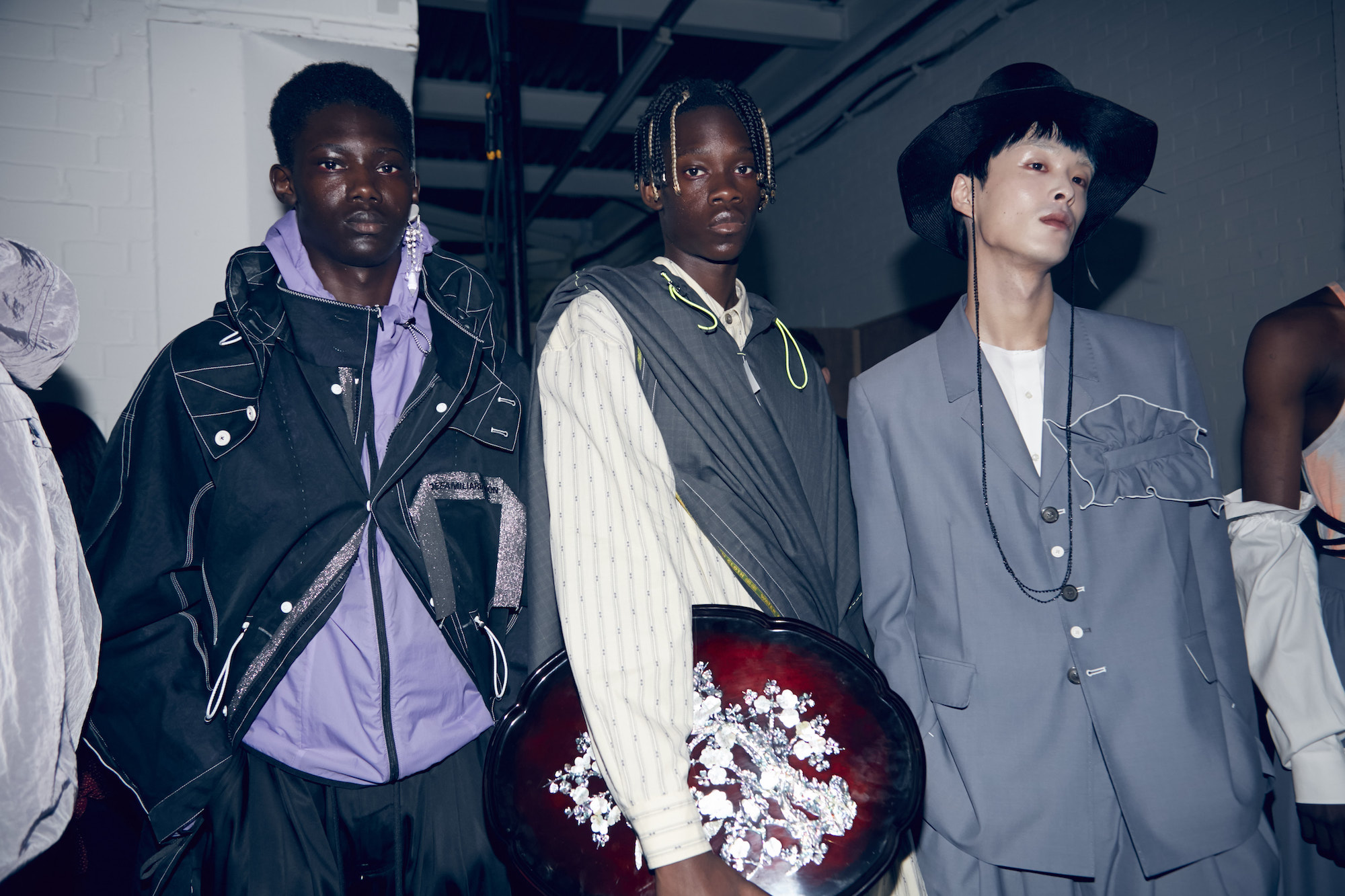 MÜNN Spring/Summer 2020 for LFWM three models
