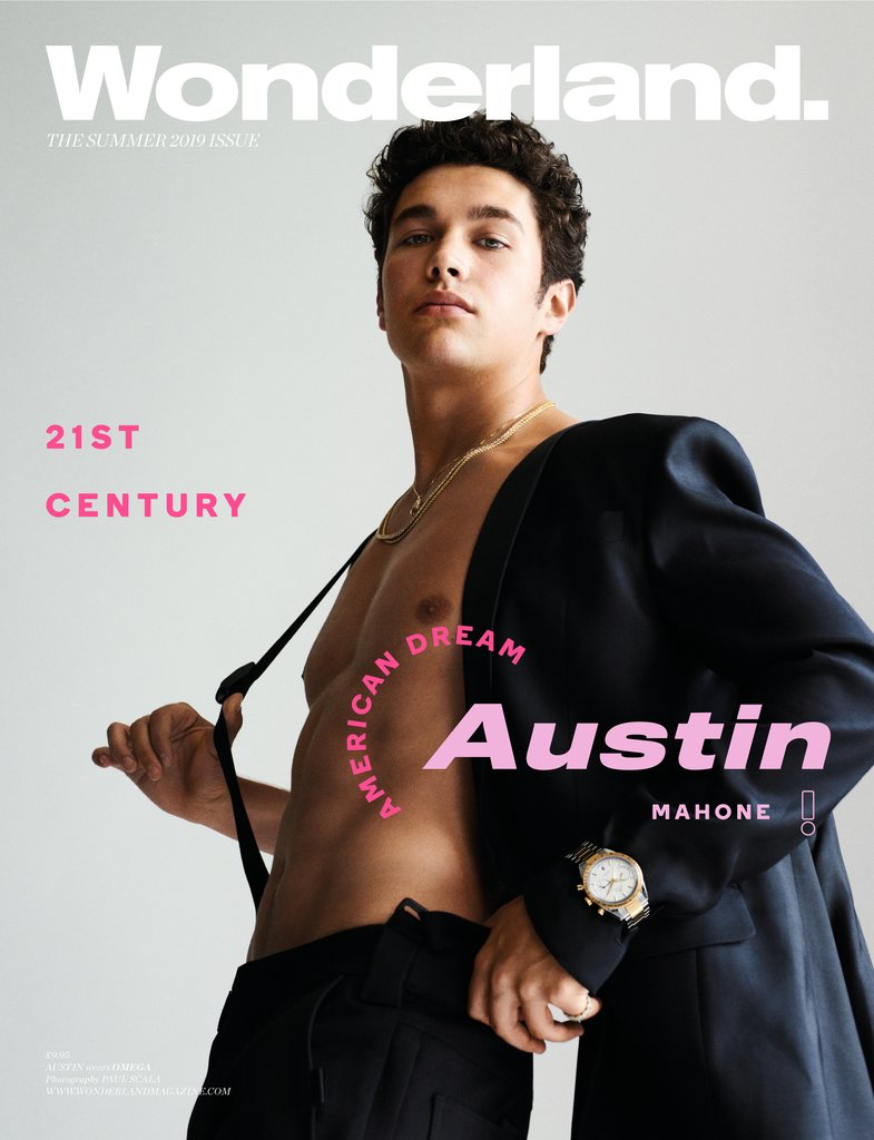 austin mahone summer 2019 cover wonderland