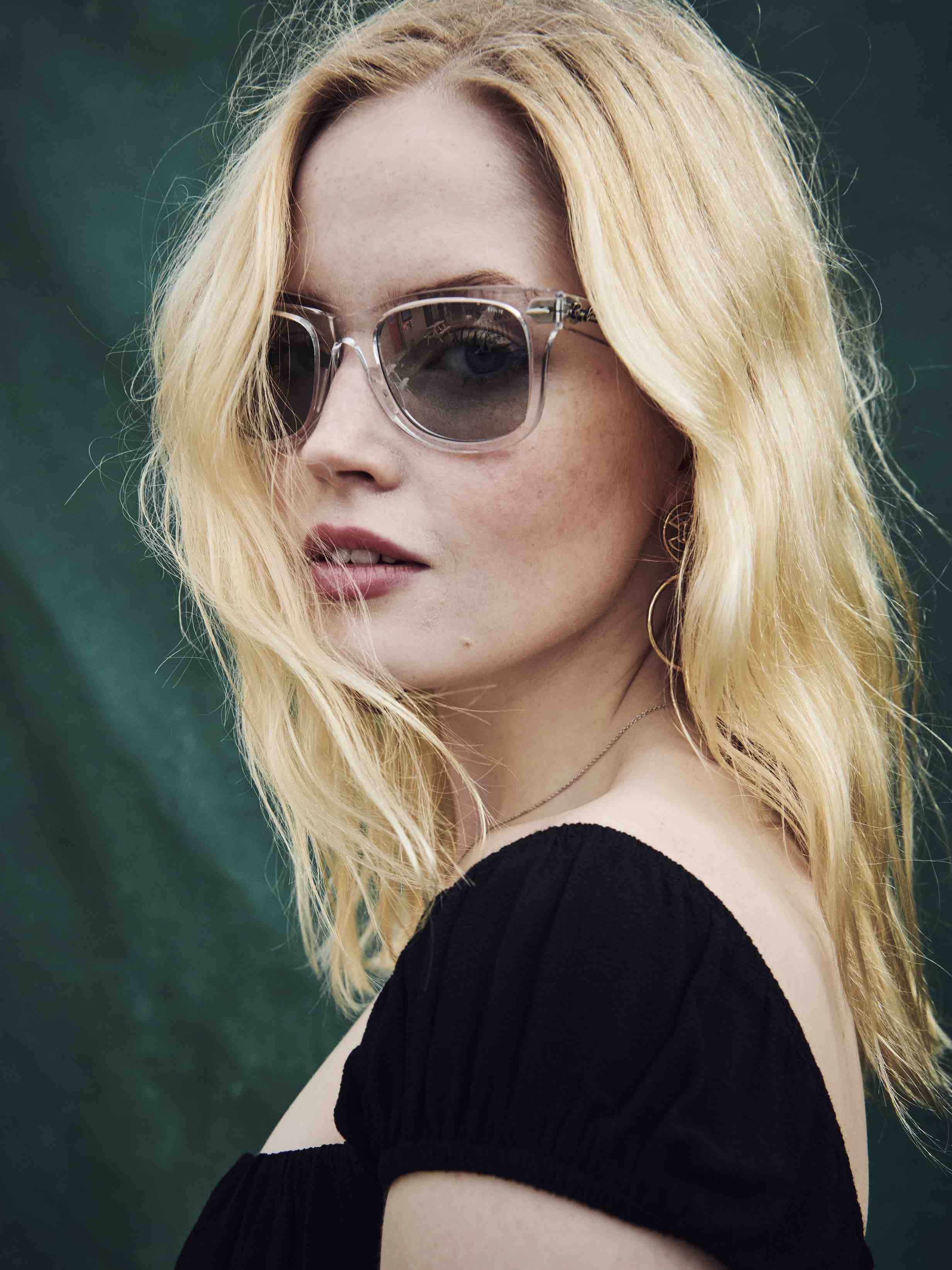 Ray Ban Studios At All Points East Festival 2019 Ellie Bamber