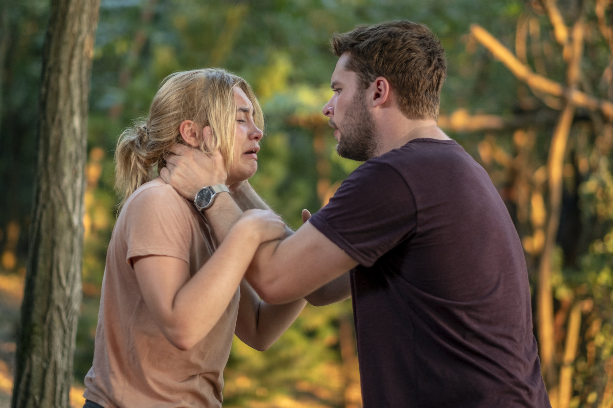 Ari Aster's Midsommar film Florence Pugh and jack Reynor