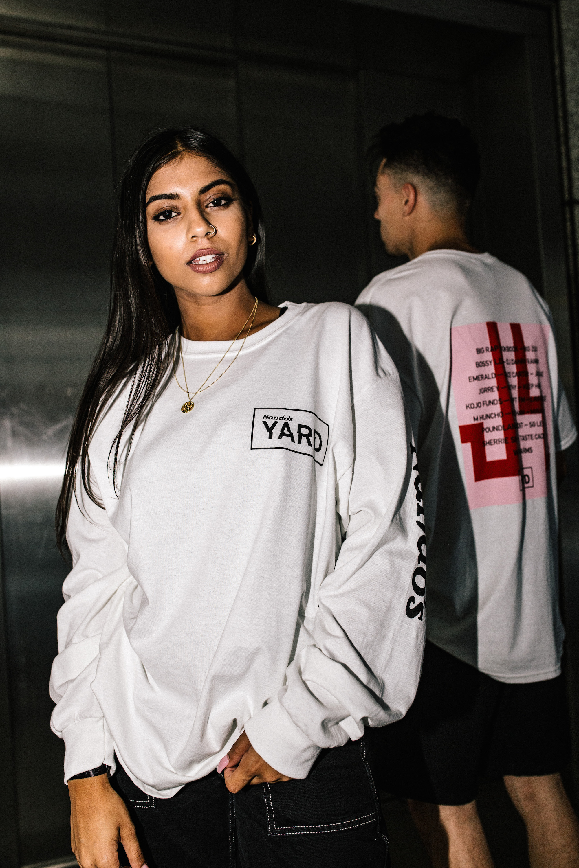 Nando's Yard merchandise long sleeve