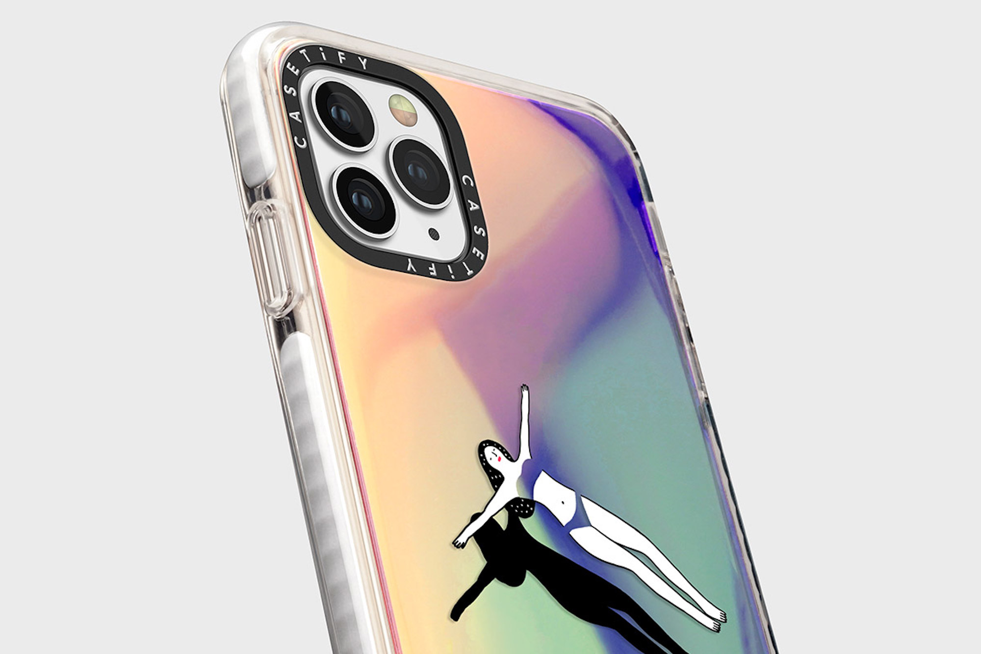 CASETiFY new holographic phone case