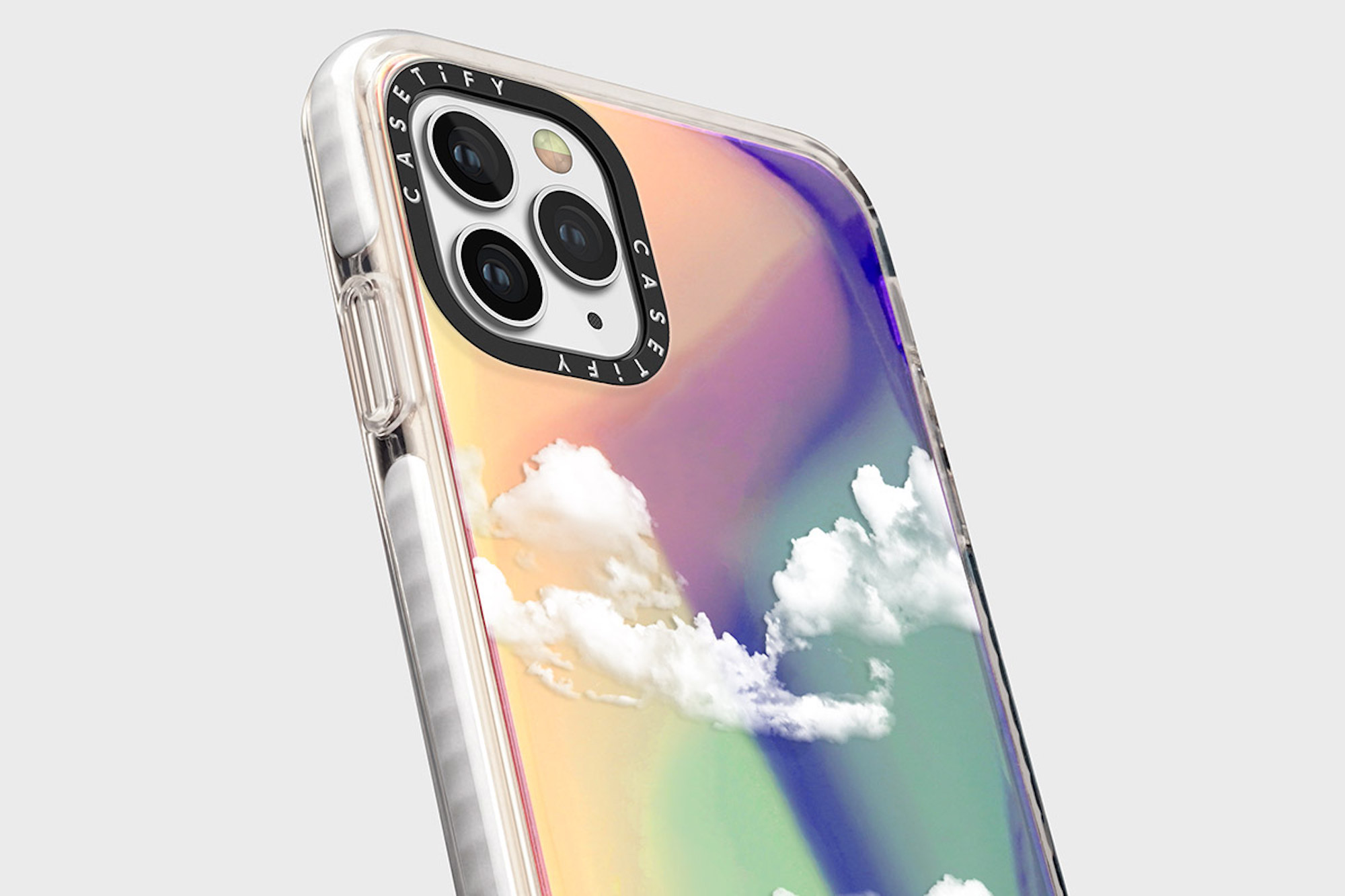 CASETiFY new clouds phone case