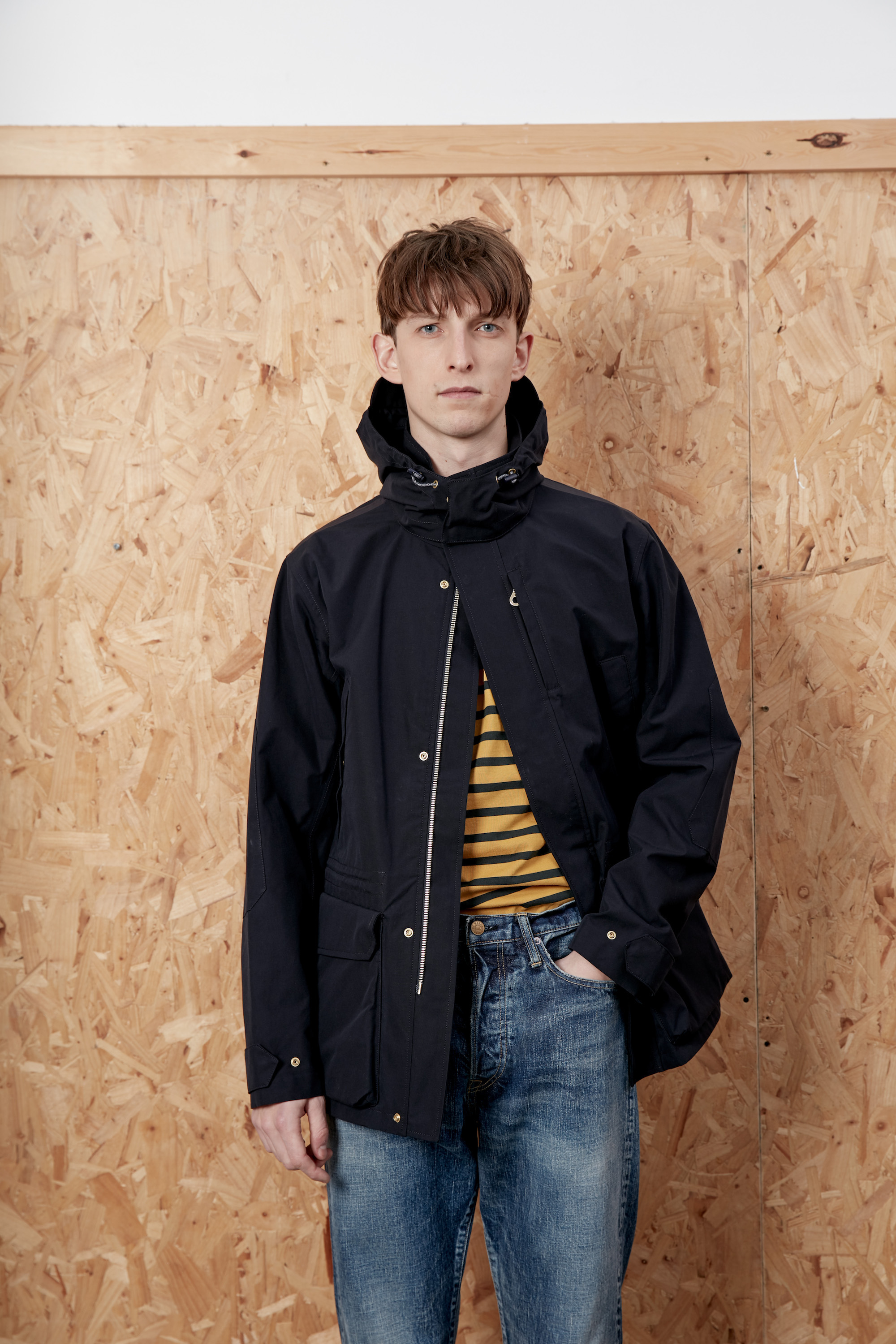 The Worker's Club (TWC) puffer coat