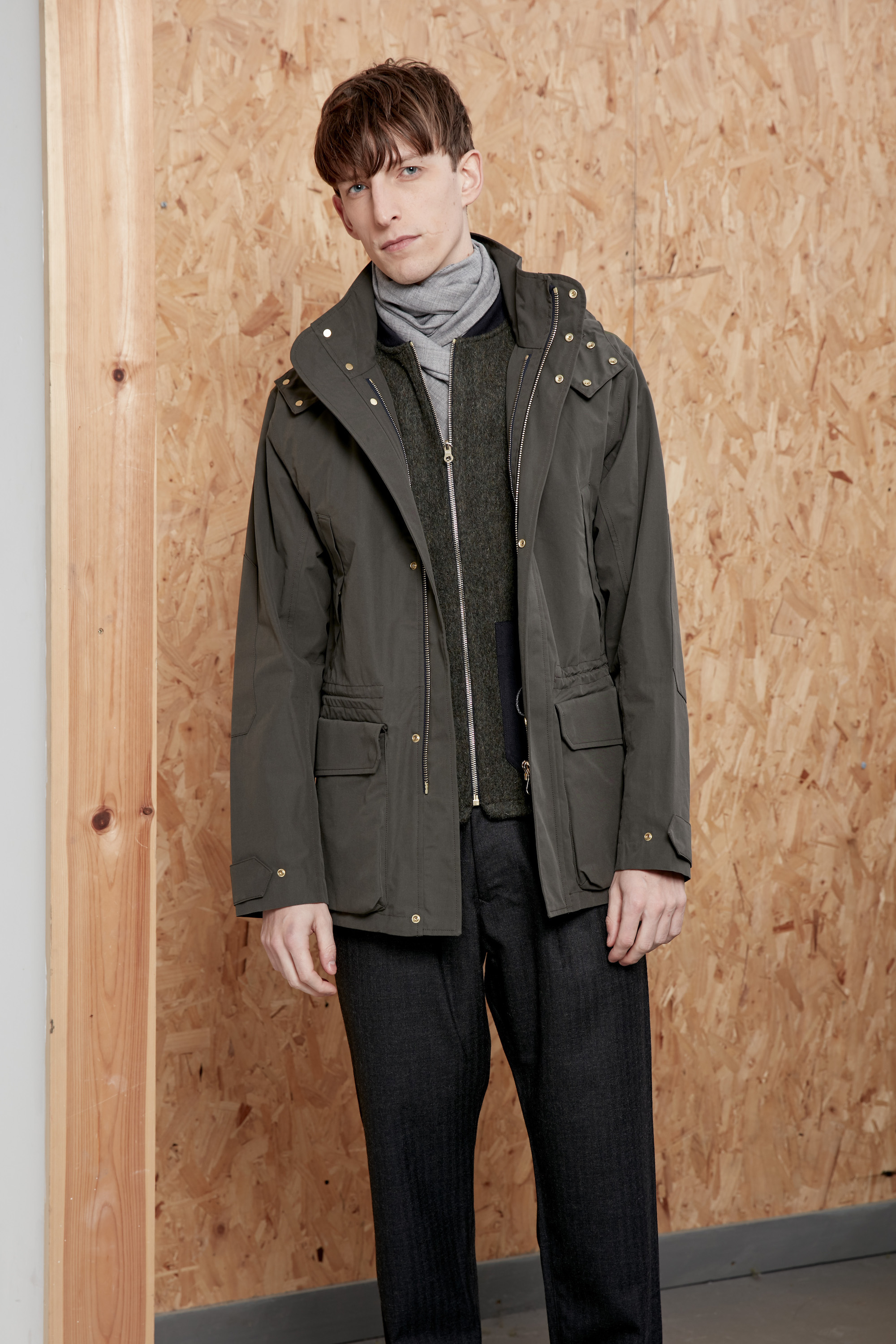 The Worker's Club (TWC) parka