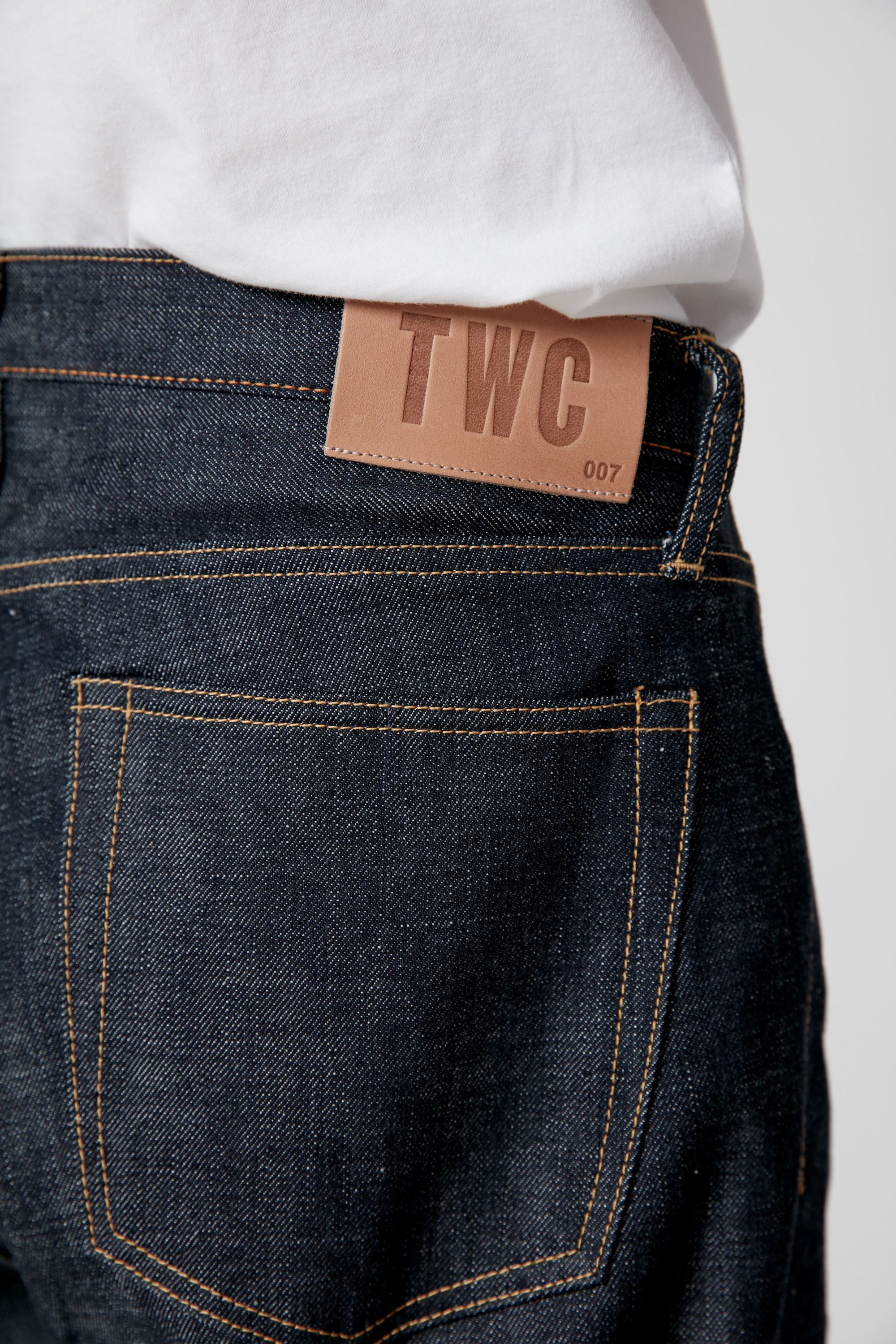 The Worker's Club (TWC) jeans
