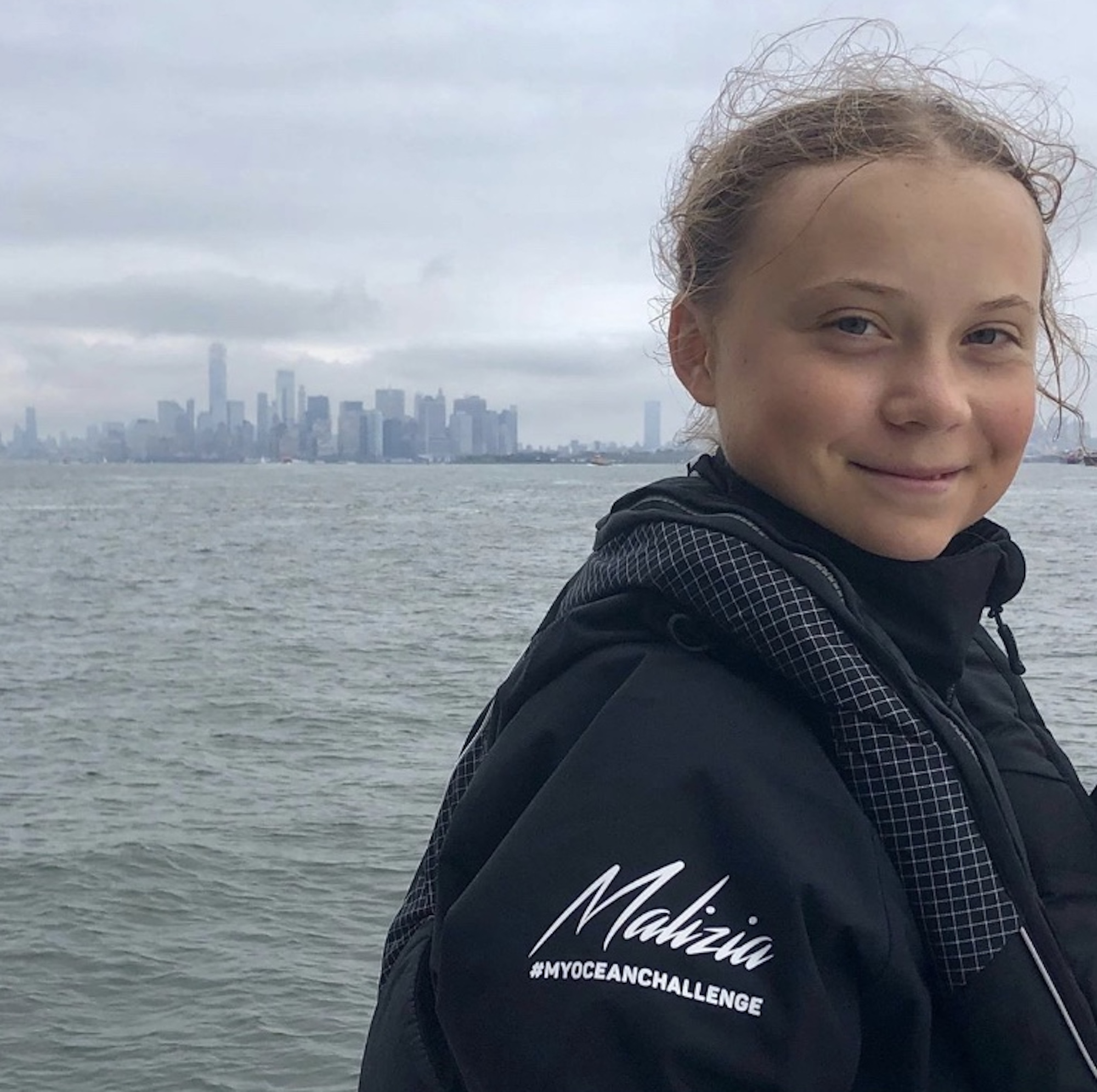 Wonderland Greta Thunberg UN summit speech news