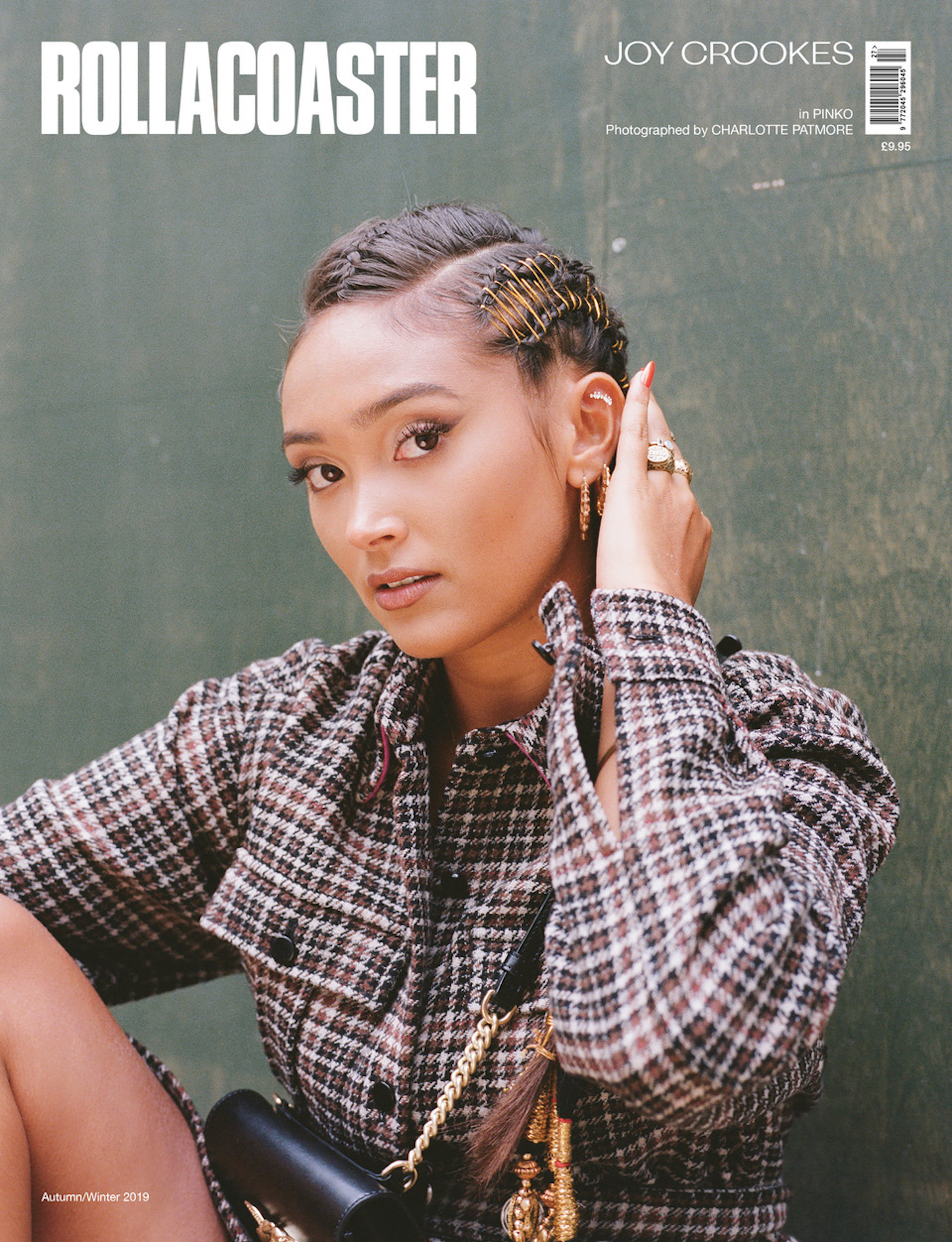 Joy Crookes covers Rollacoaster