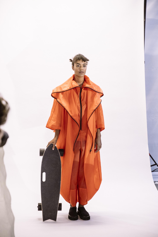 Japanese Designer Issey Miyake S Ss20 Show At Paris Fashion Week