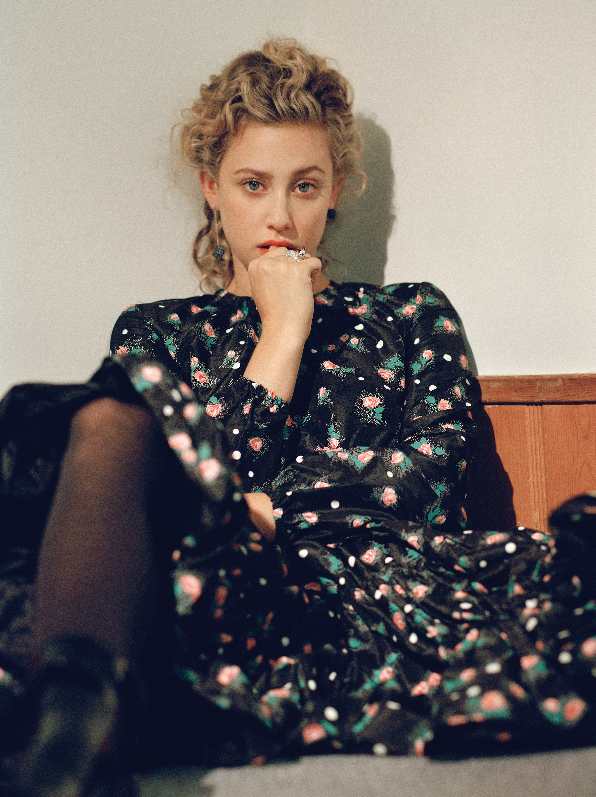 Wonderland Autumn 19 issue interview Lili Reinhart