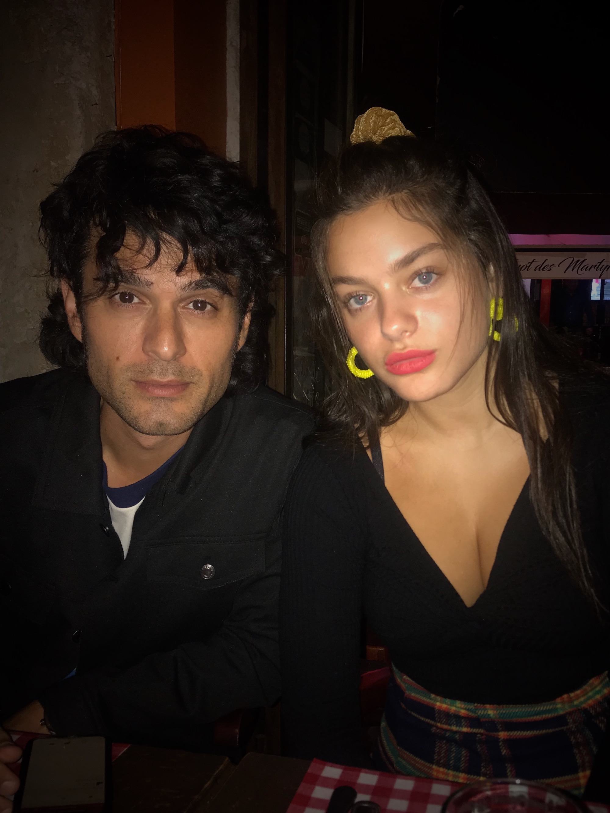 z. Harry Nathan & Odeya Rush