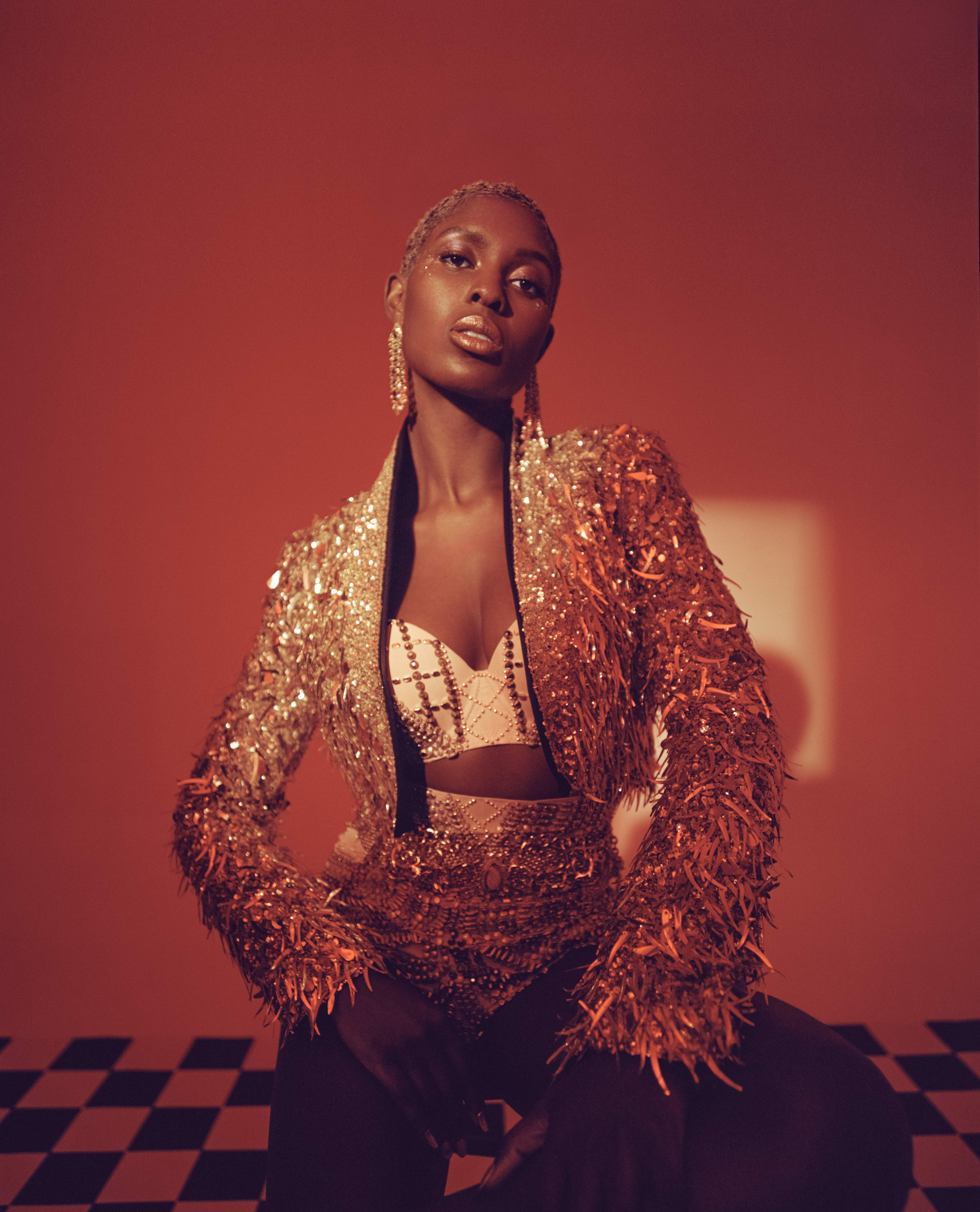 Wonderland Autumn 19 issue interview Jodie Turner-Smith