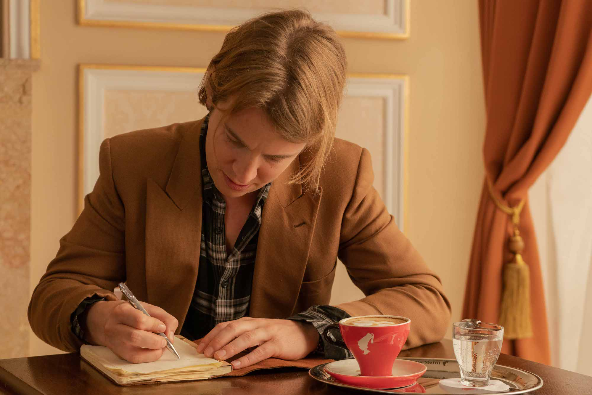 Wonderland Tom Odell World Coffee Day
