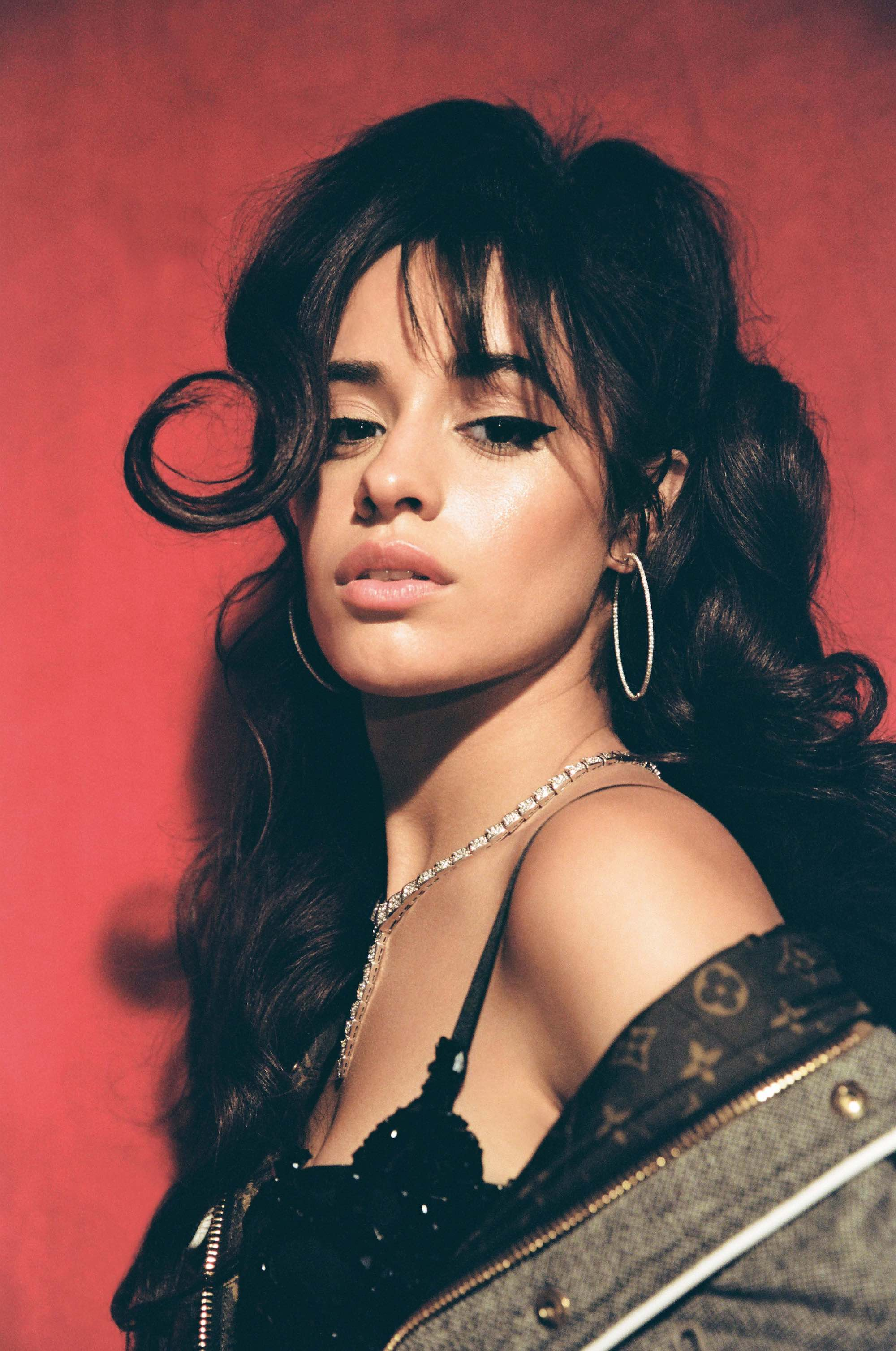 Wonderland Autumn 19 issue interview Camila Cabello hair flick