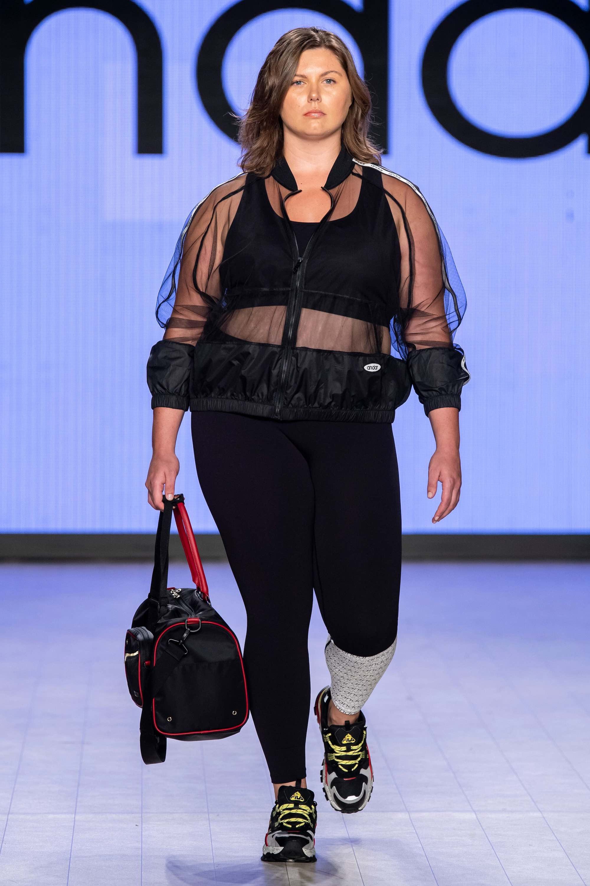 andor leisurewear vancouver fashion week