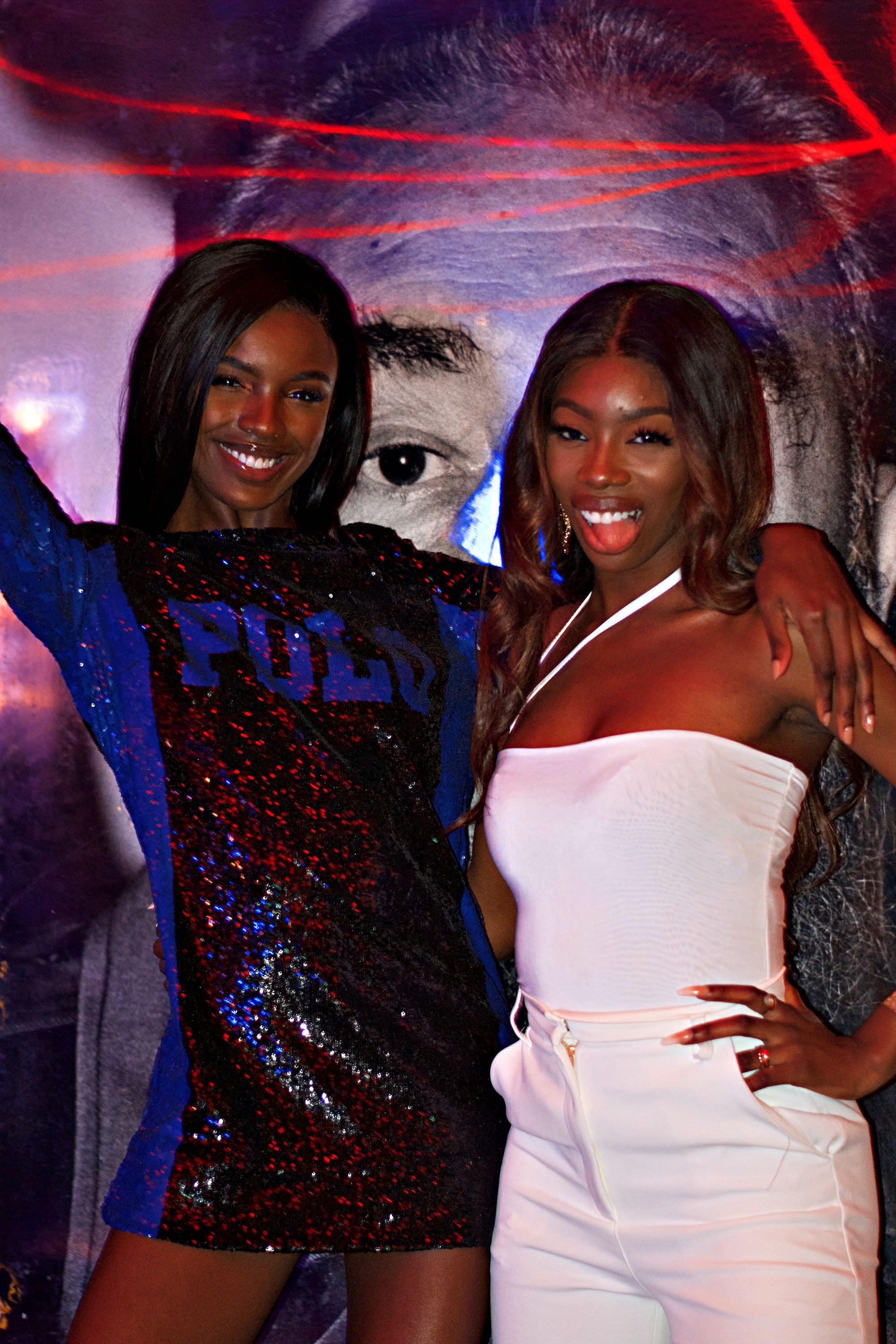 leomie anderson yawande rollacoaster aw19 launch dinner