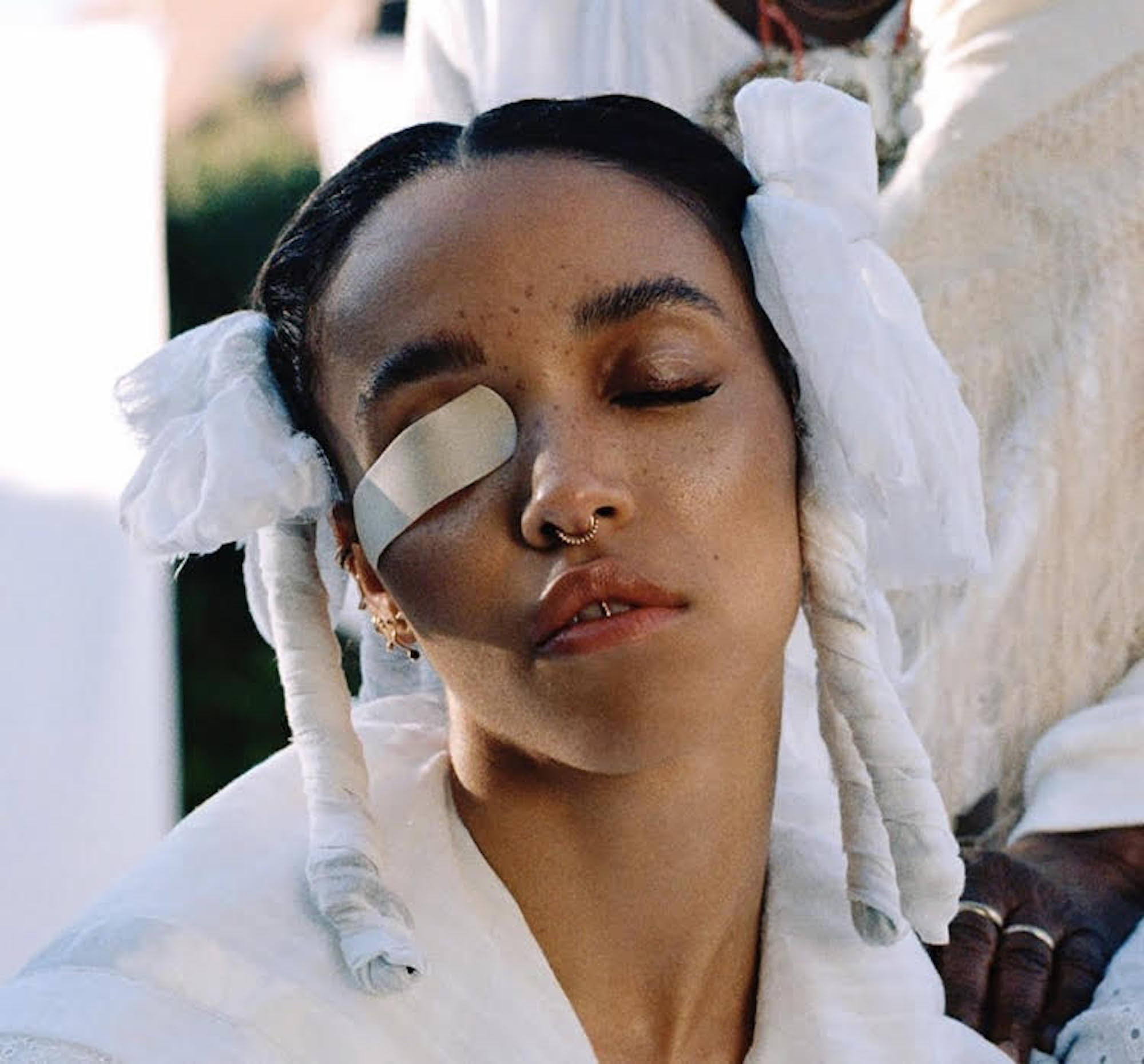 Wonderland FKA Twigs new music video