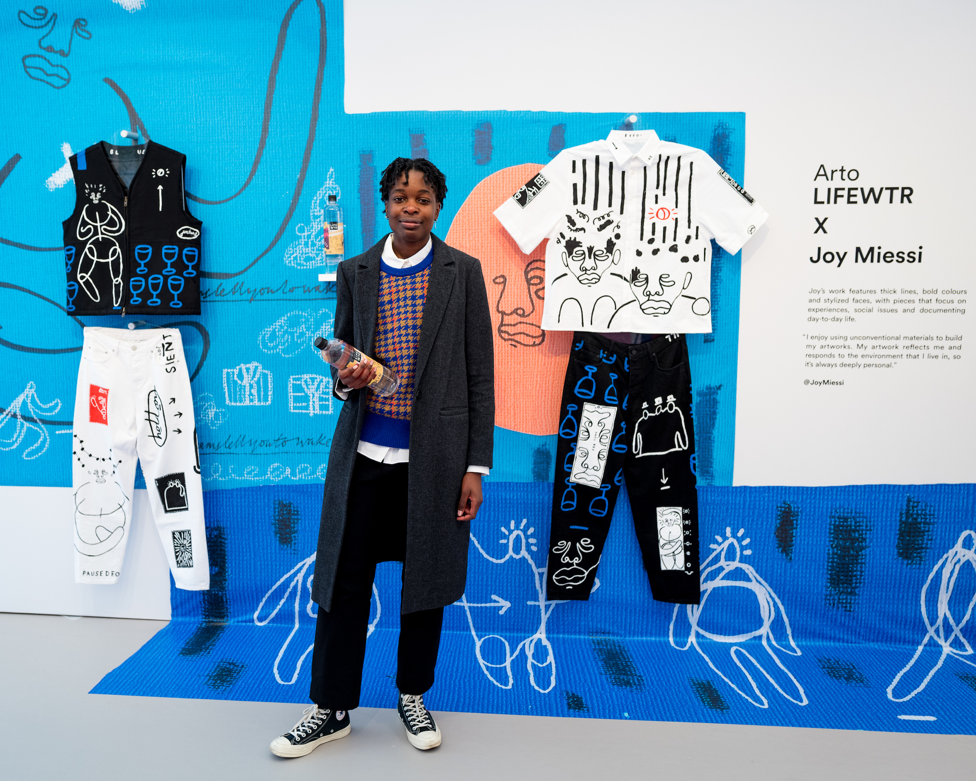 Arto LIFEWTR x Frieze London: 2019