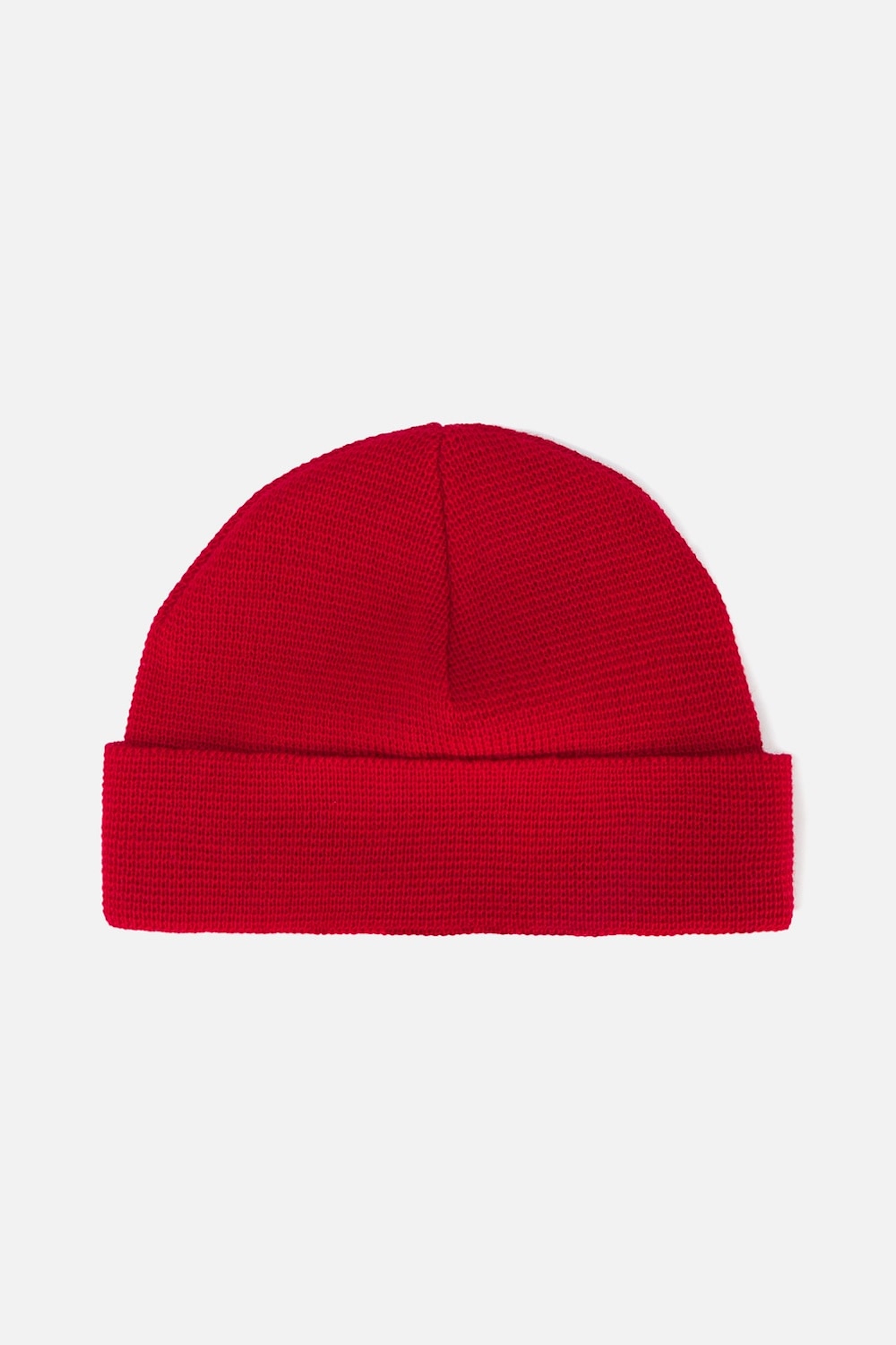 Ami Sidaction Worldwide AIDS Day Red Beanie Wool