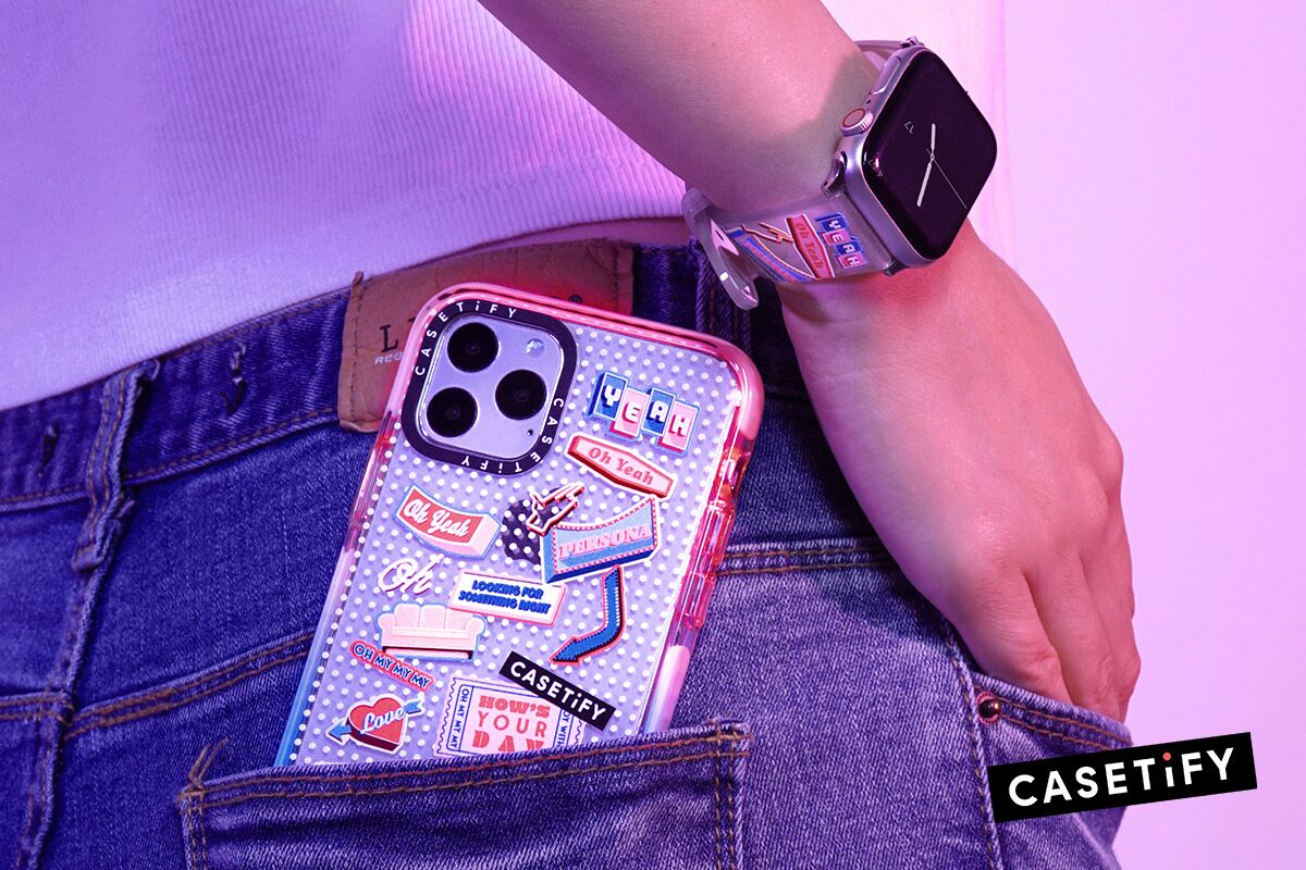 BTS band CASETiFY phone case collaboration