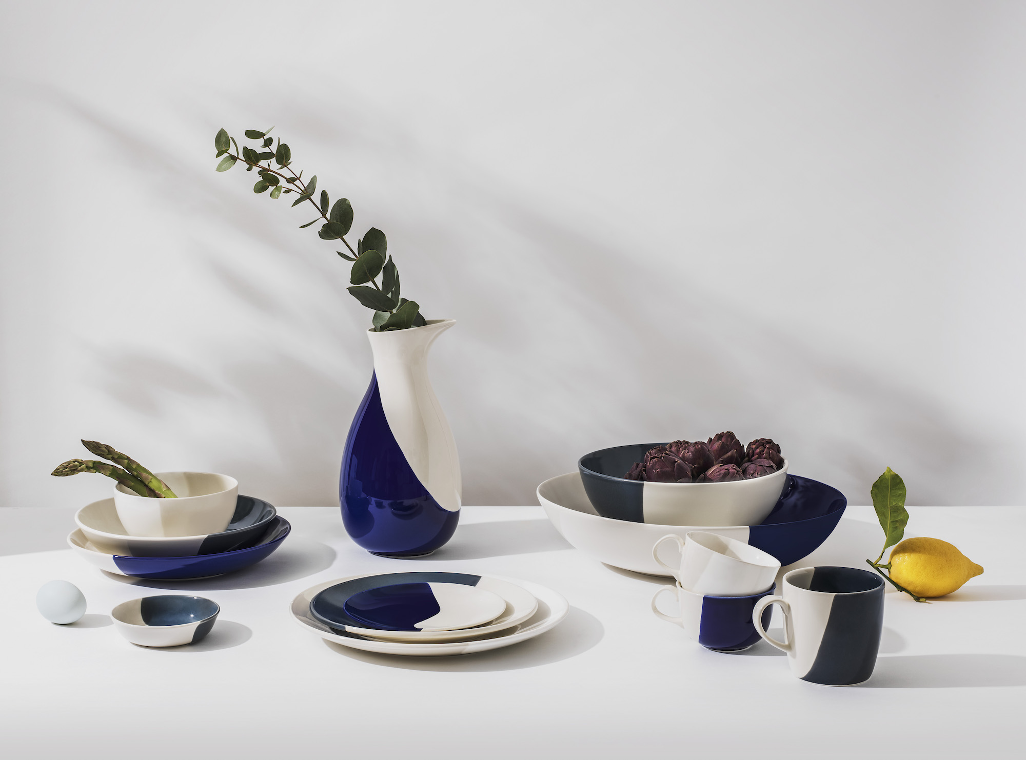 Designer Richard Brenson ceramics