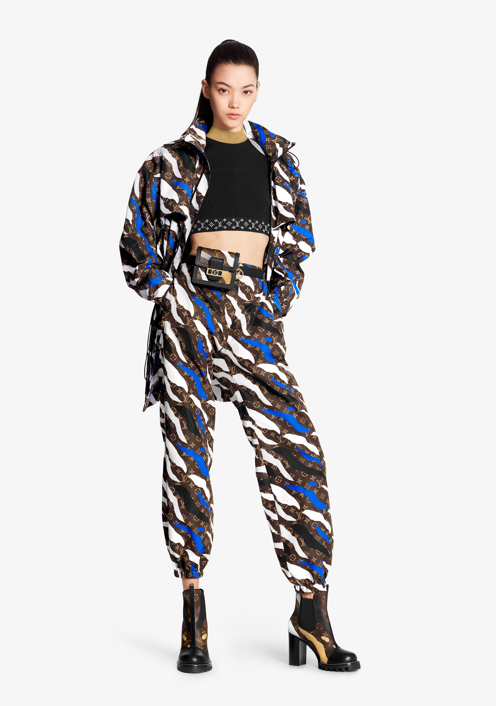Louis Vuitton x League of Legends capsule collection co-ord