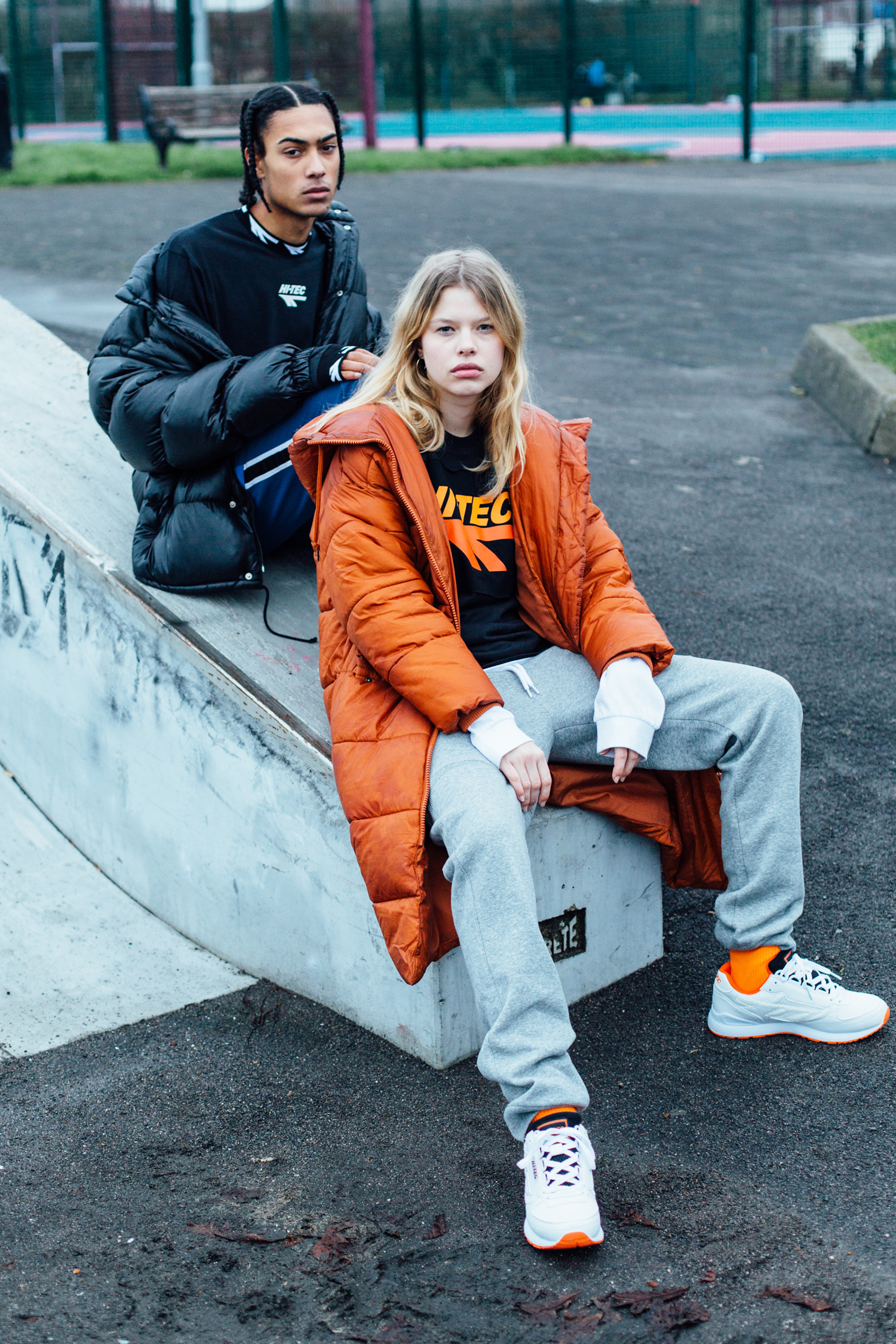 Hi-tec announces AW19 couple