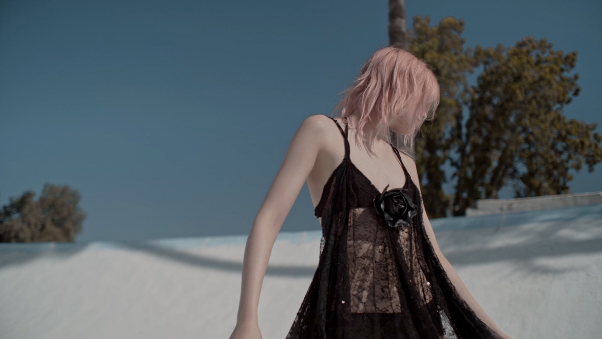 Saint Laurent SS20 campaign video