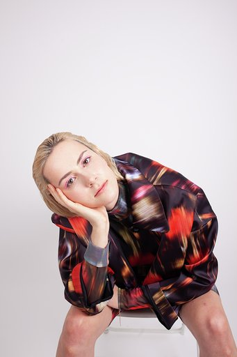 norwegian singer songwriter iris flemme florale EP interview