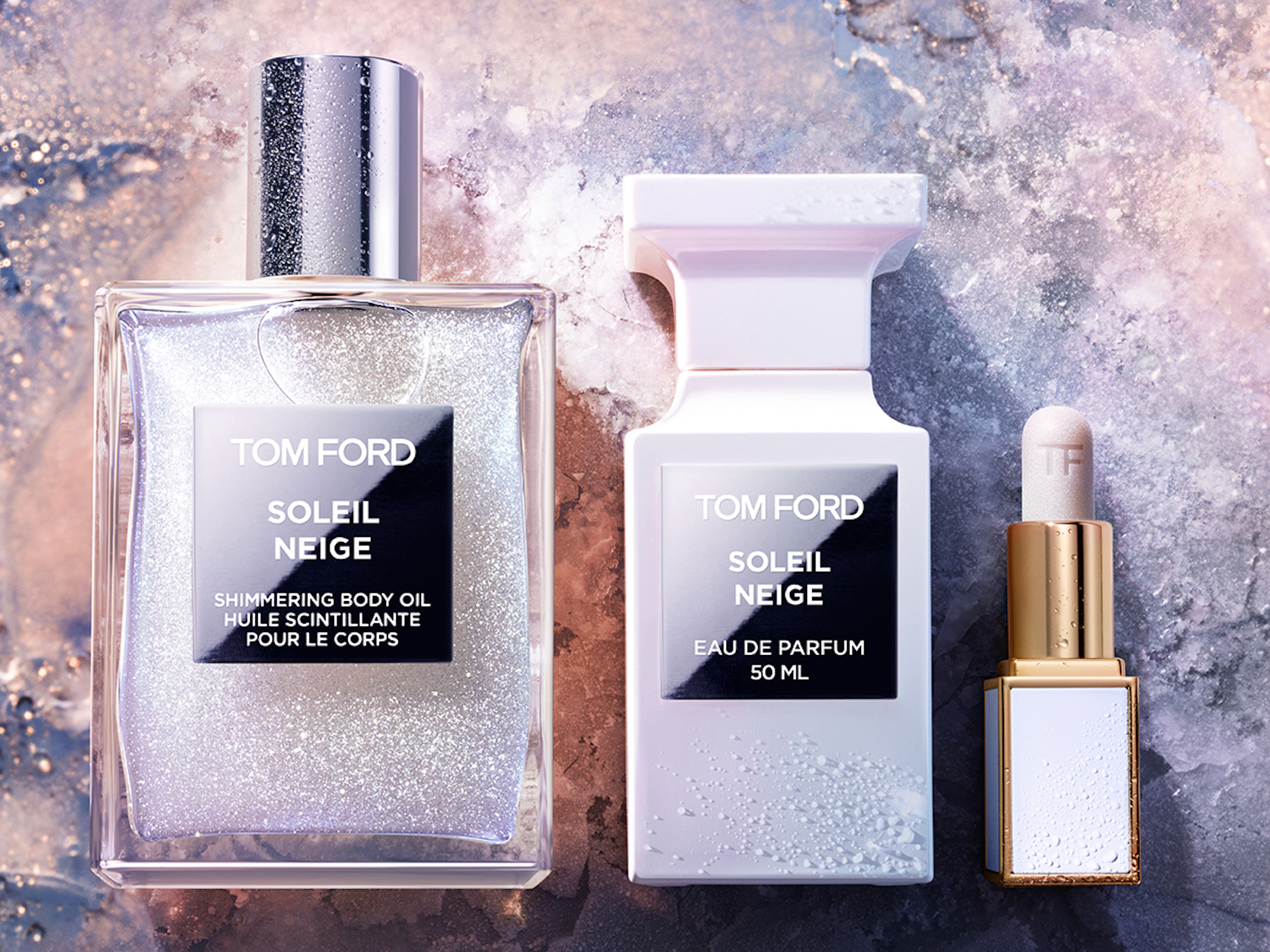 Tom Ford Soleil Neige Body Oil Eau de Parfum