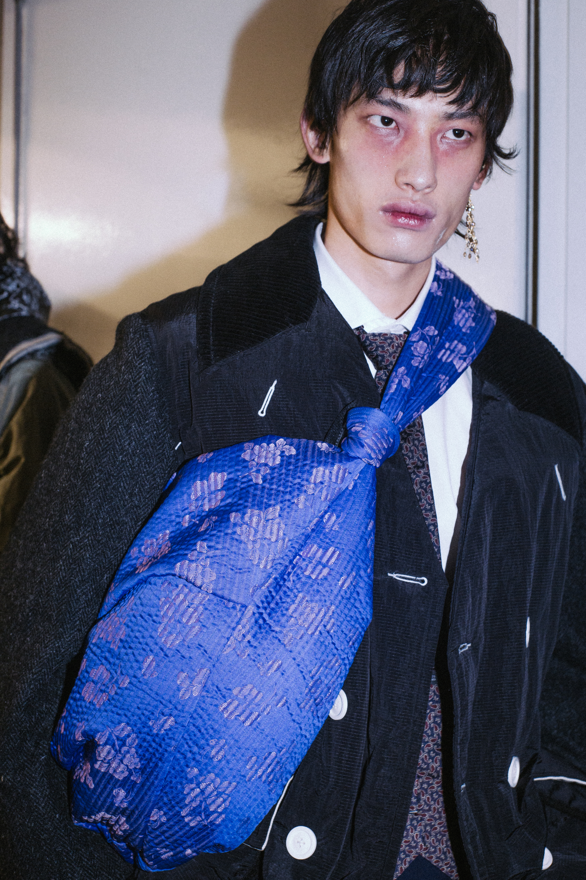 MUNN AW20 LFWM Jade Berry Bag