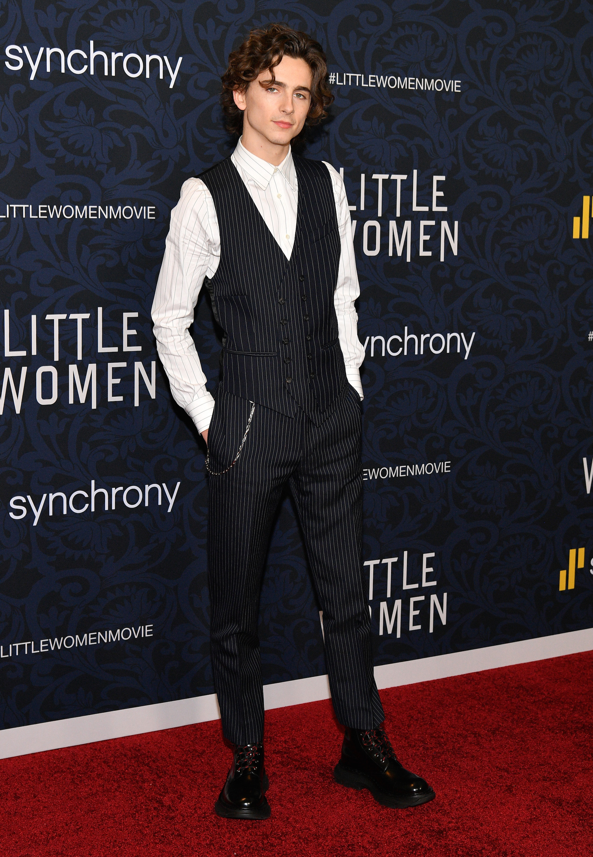Timothee Chalamet Will Play Bob Dylan In New Musical Biopic