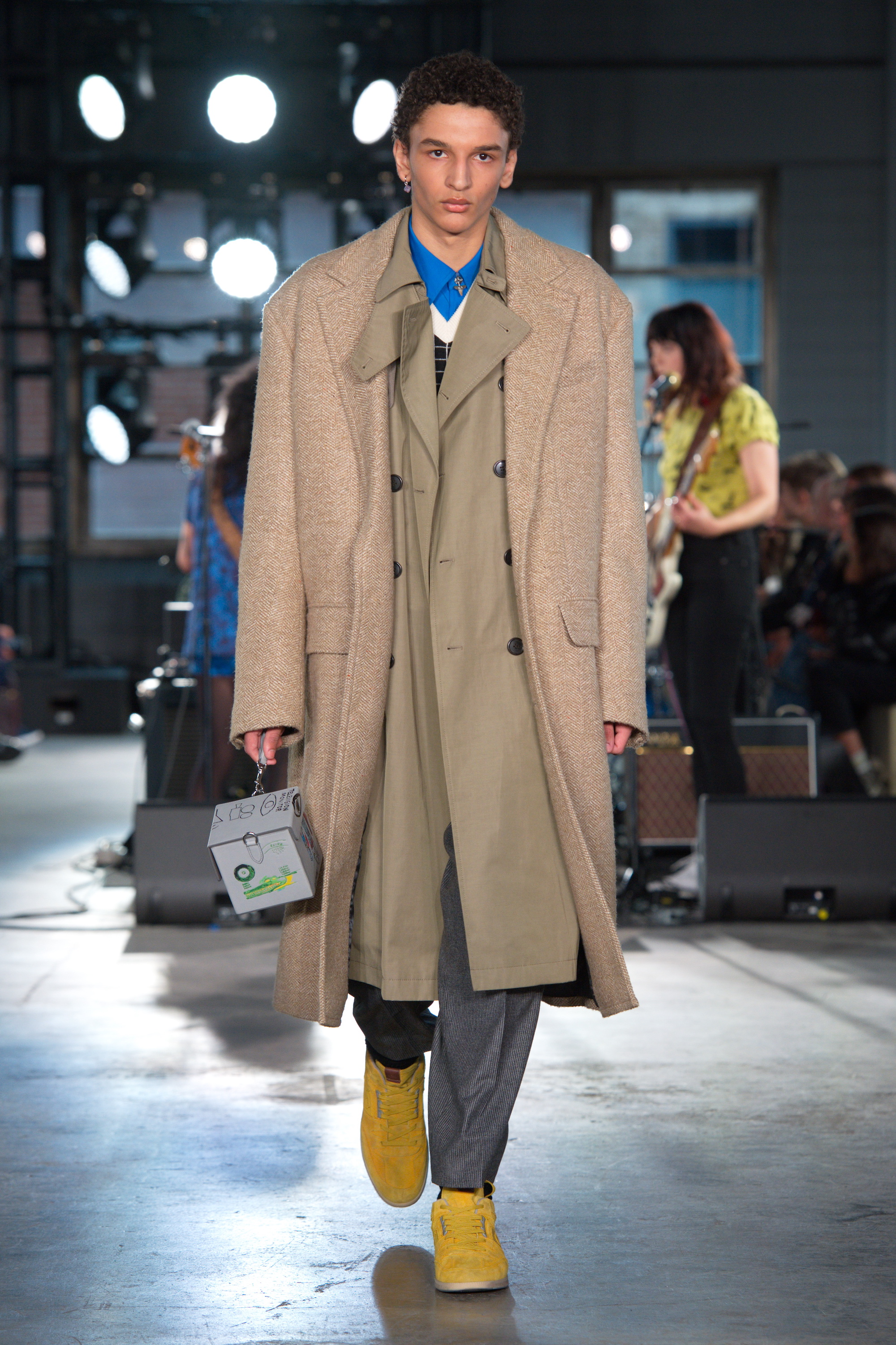 Coach Fall 2020 Trench Coat