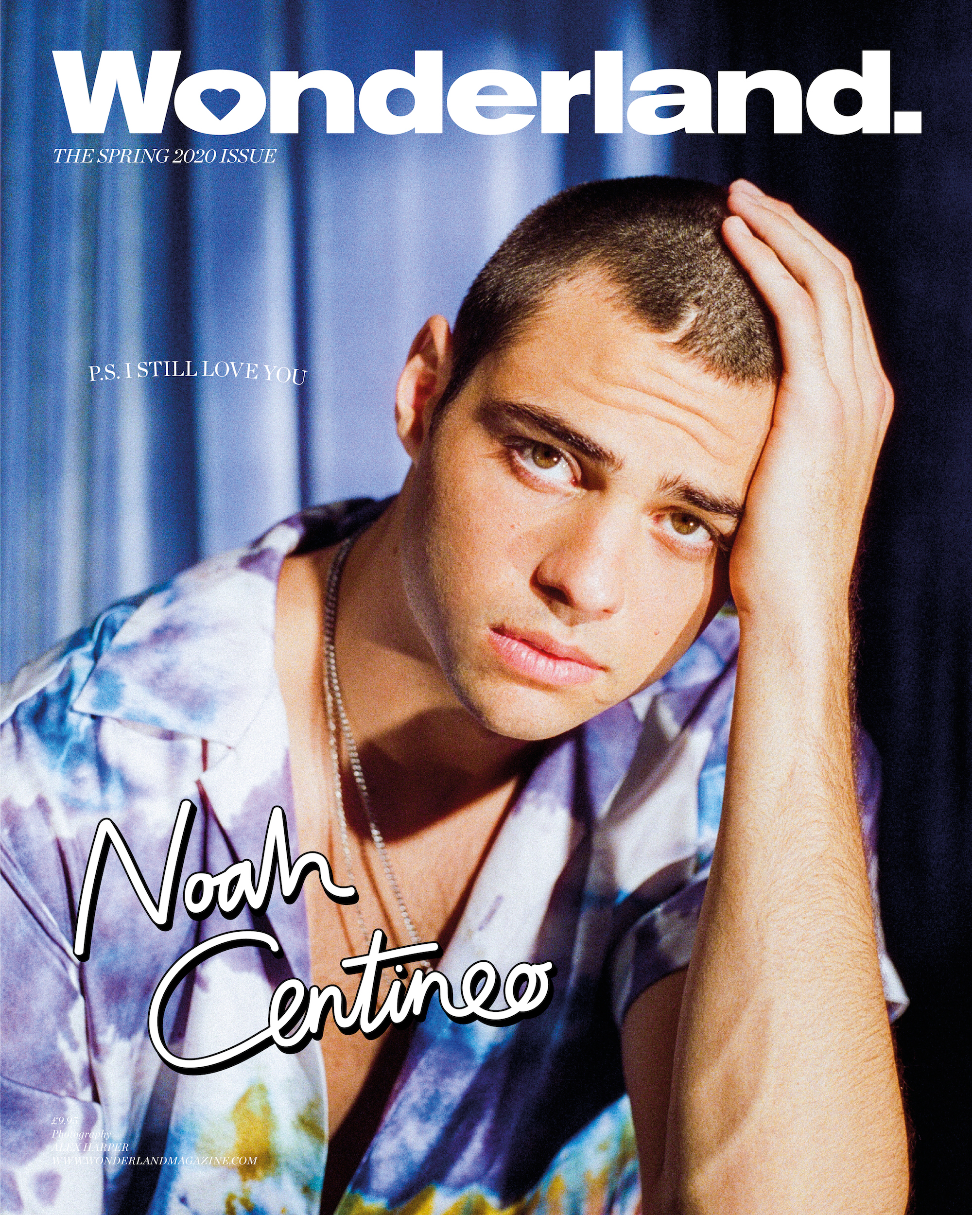 Noah Centineo covers the Spring issue